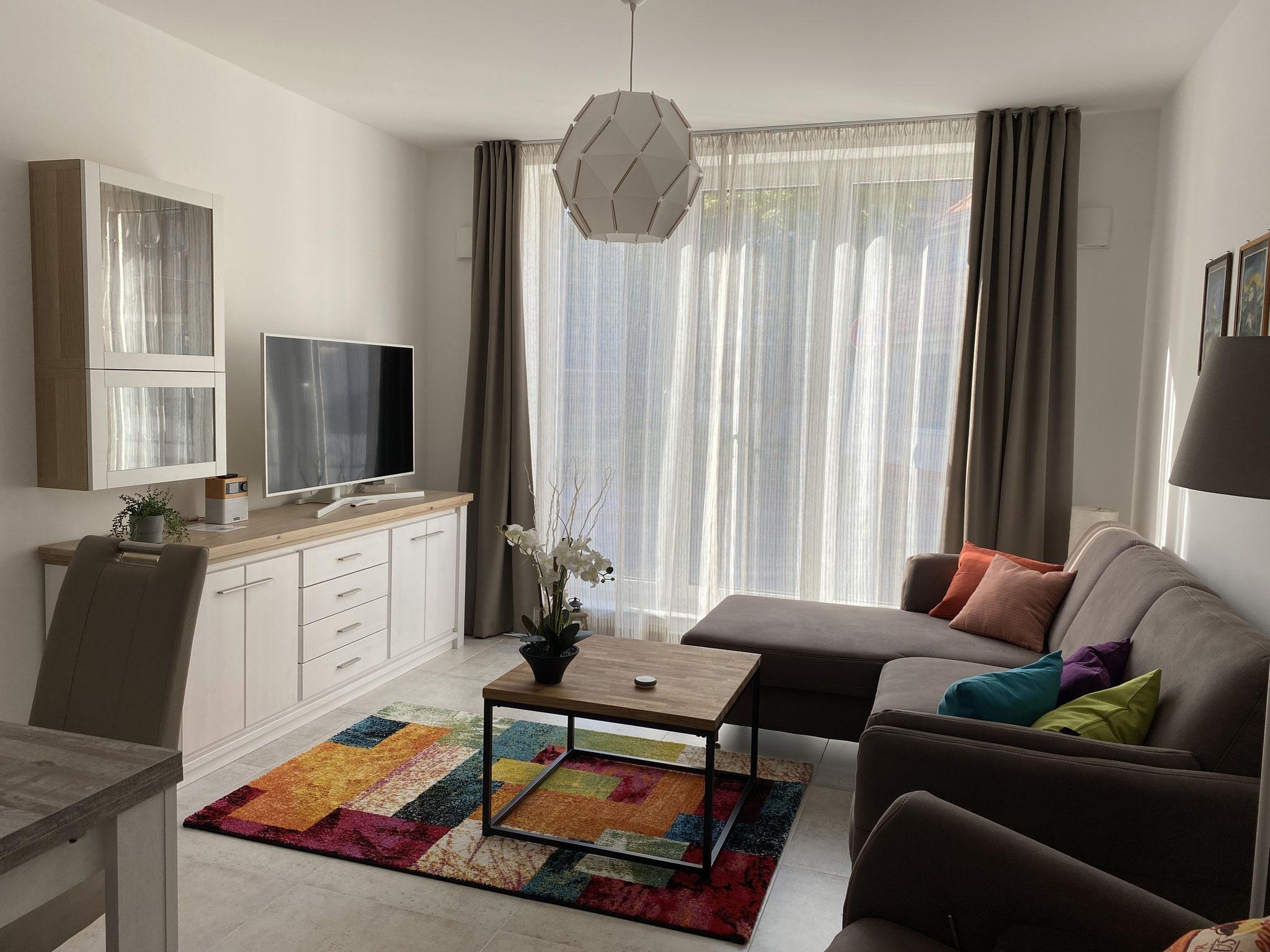 Wohnzimmer Muschel