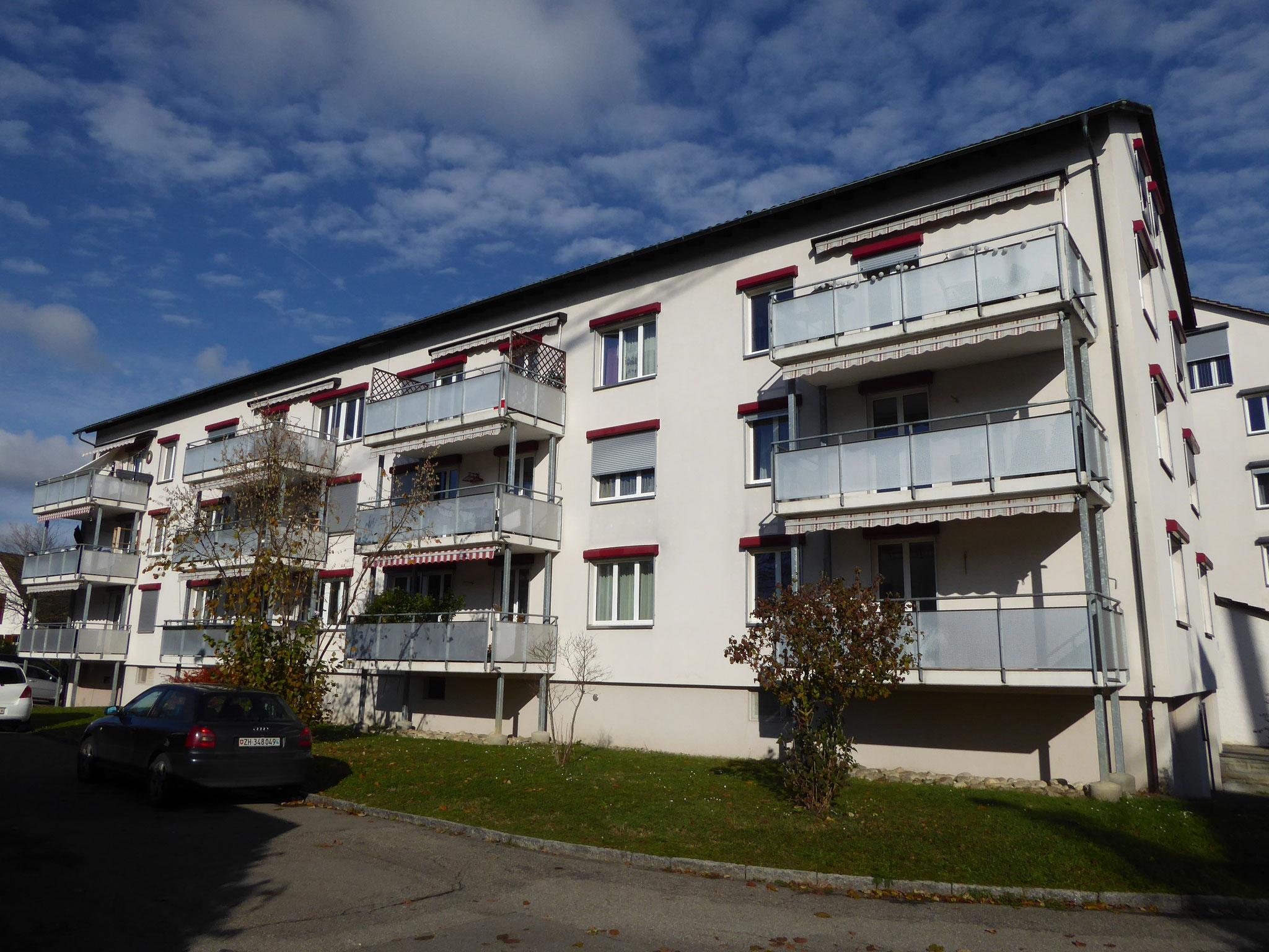 Schaffhausen, Bergstrasse / Weinsteig
