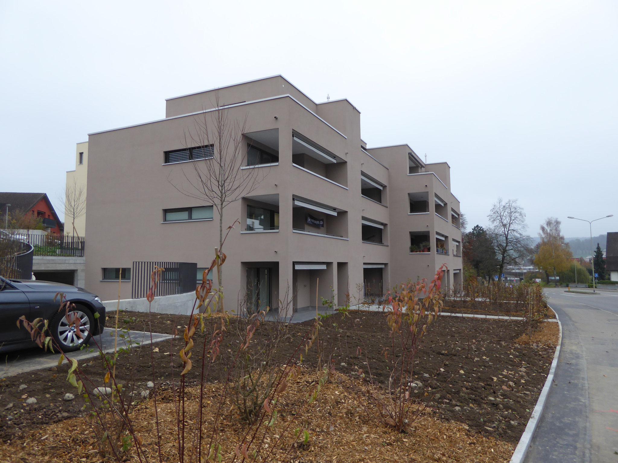 Bülach, Schaffhauserstrasse