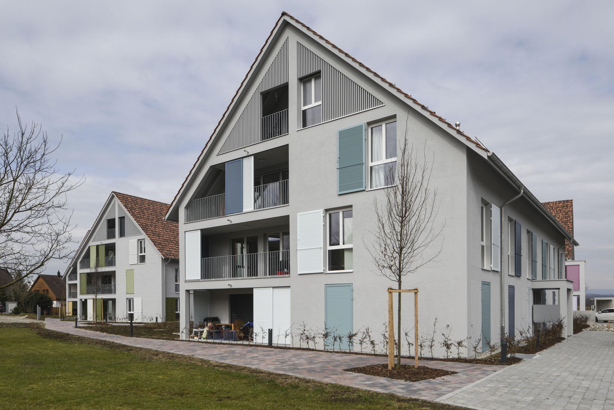 Flaach, Breiten