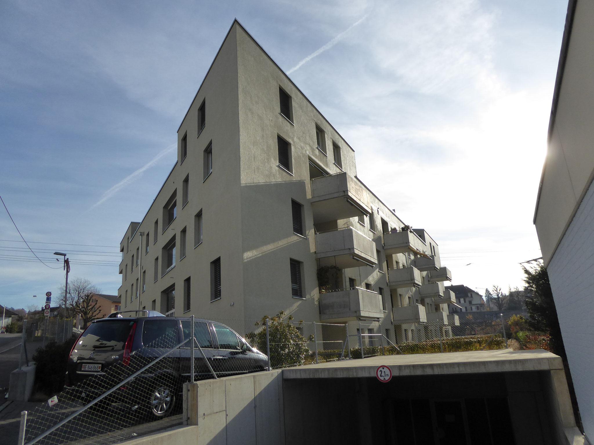 Biel, Waldrainstrasse