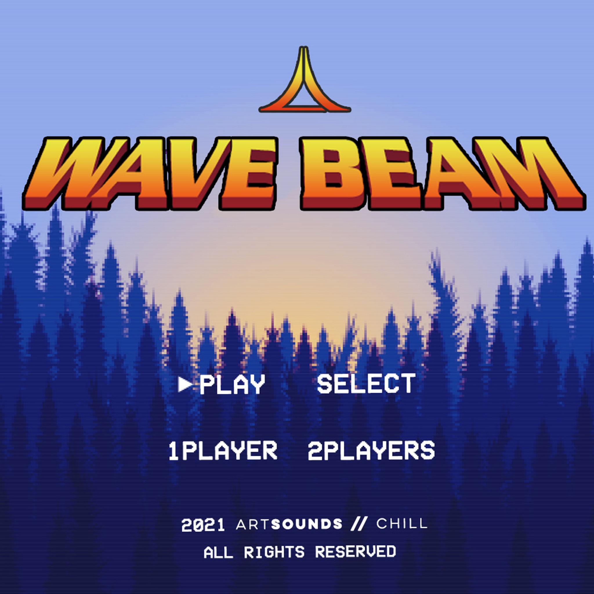 Wave Beam - Beat by Matsuyama / Artsounds