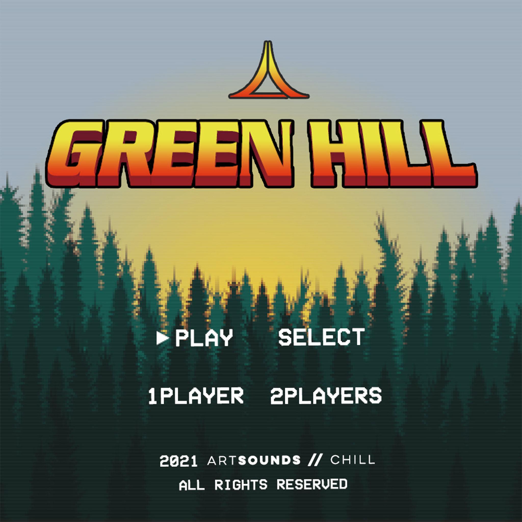 Green Hill - Beat by Matsuyama / Artsounds