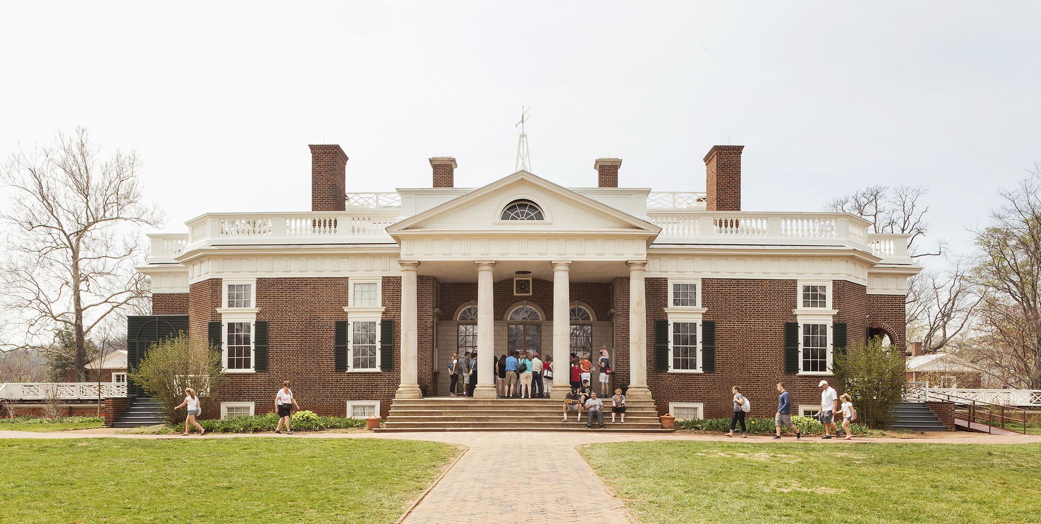 Monticello, Virginia.