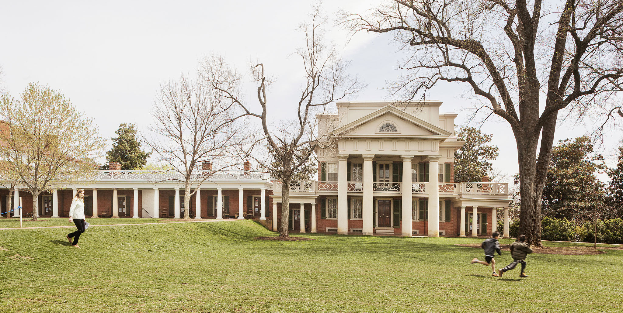 University of Virginia, Charlottesville, Virginia.