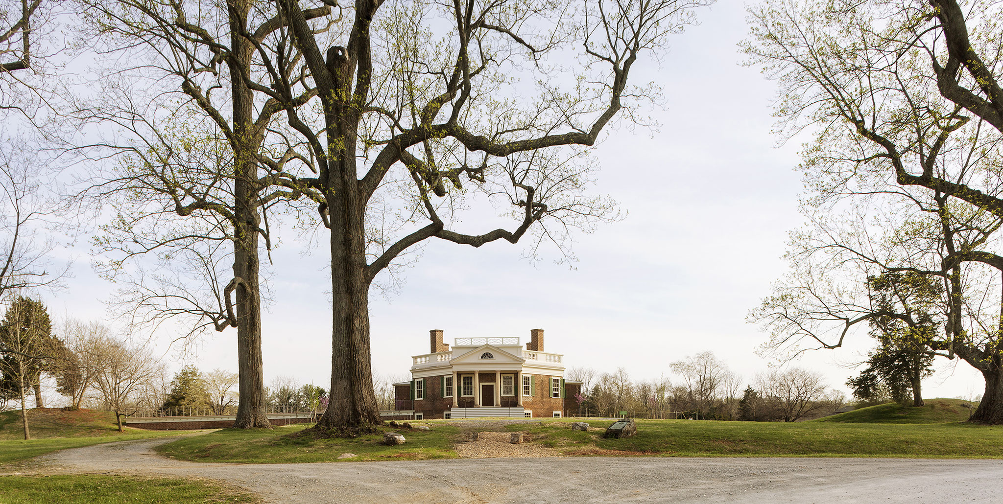 Poplar Forest, Virginia.
