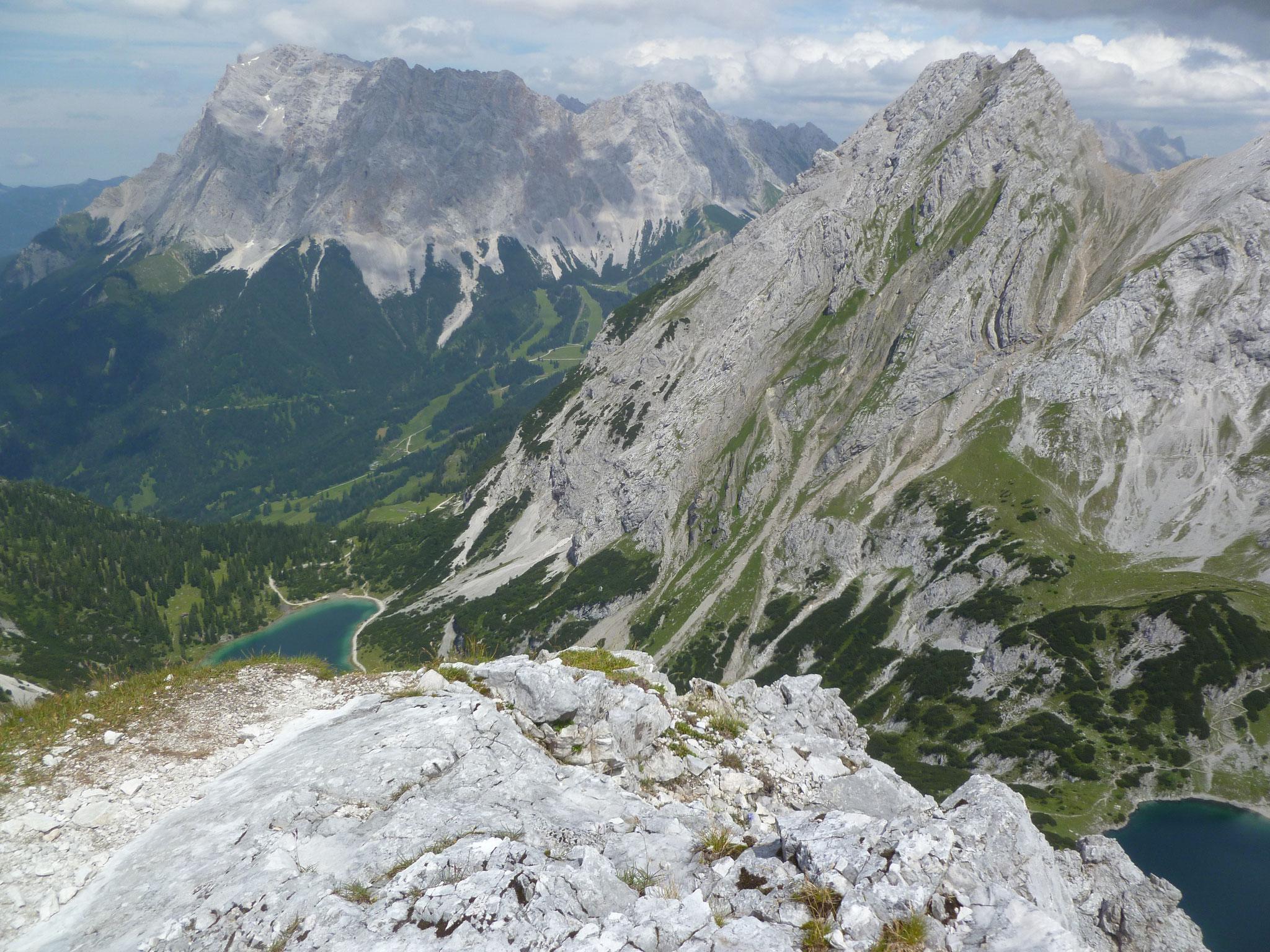 Gipfelausblicke sind doch immer die schönsten!