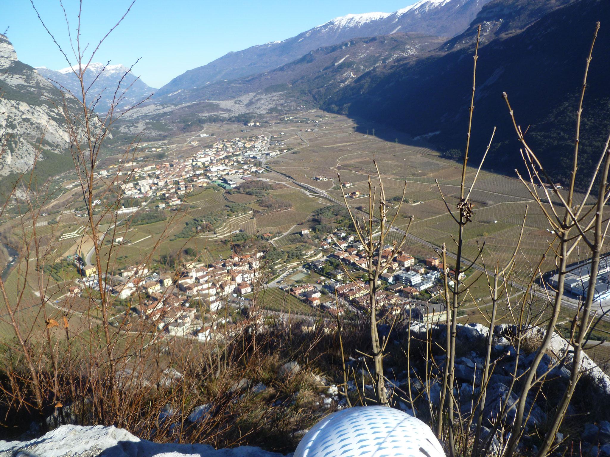 Nicer Ausblick vom Gipfelkreuz