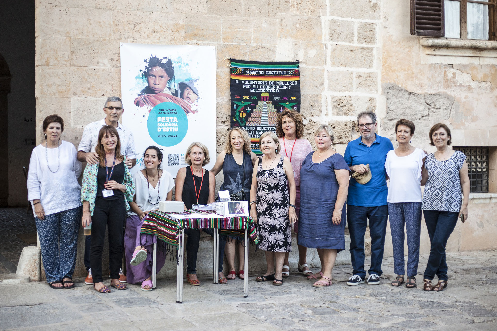 Fiesta solidaria de verano VdM 2017