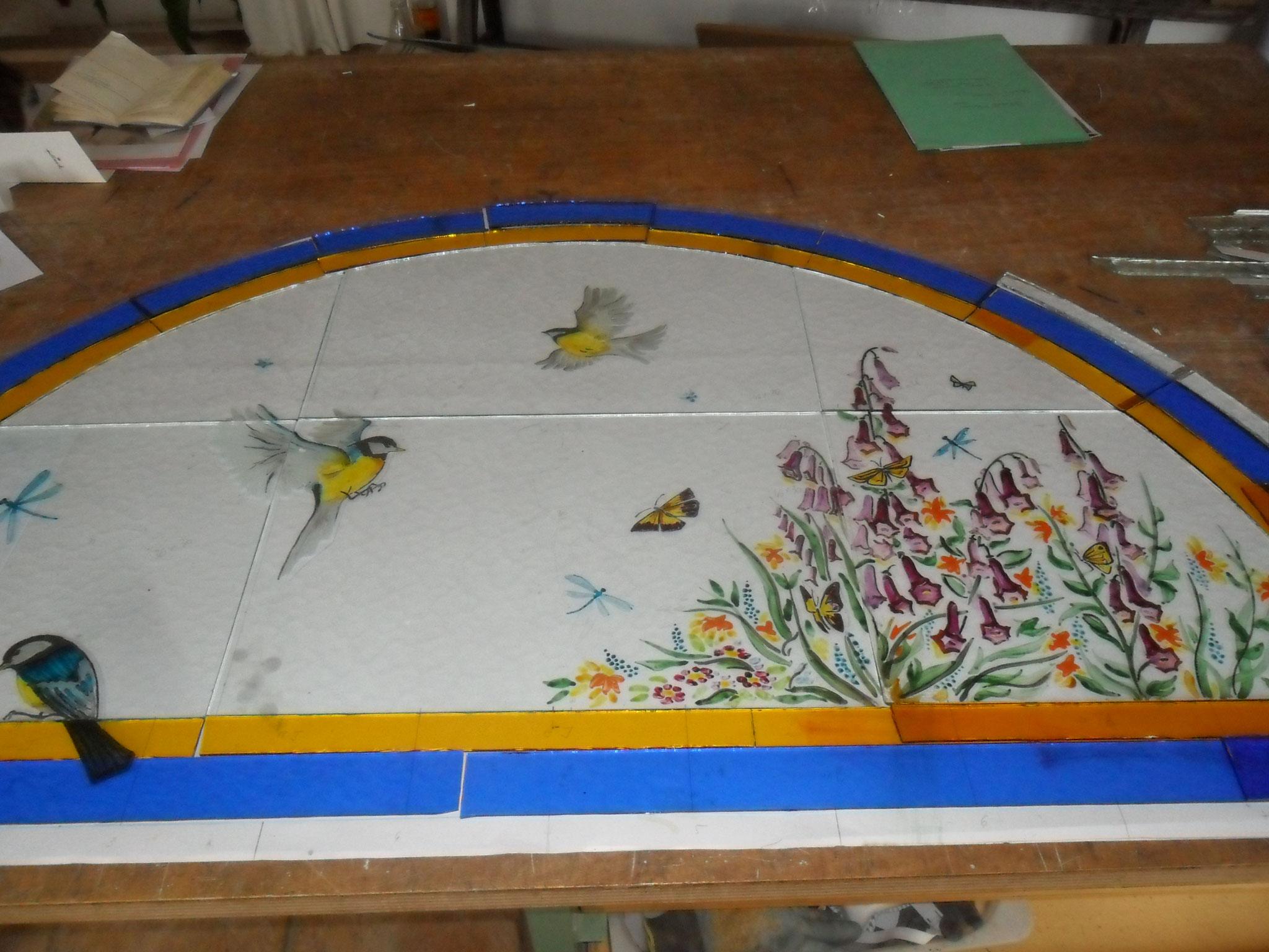 Verrière aux oiseaux-Montpellier