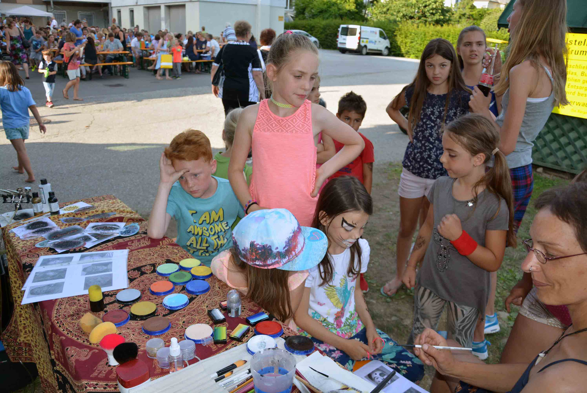 Sommerfest VS Krumpendorf