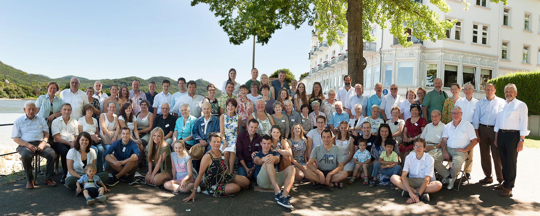90 jähriges Jubiläum Rheinhotel Dreesen Bonn 2018