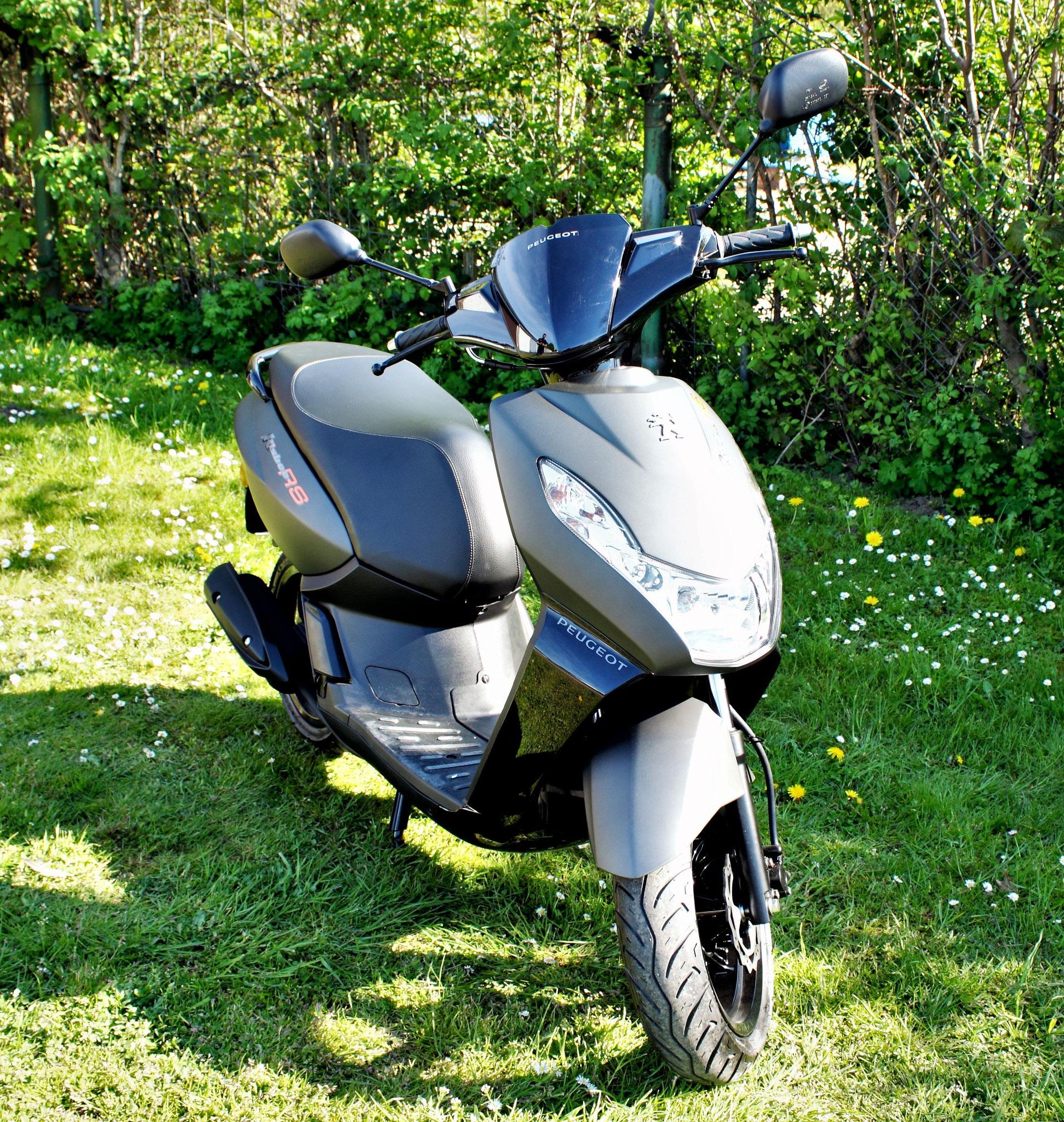 Peugeot Kisbee für die Klasse AM