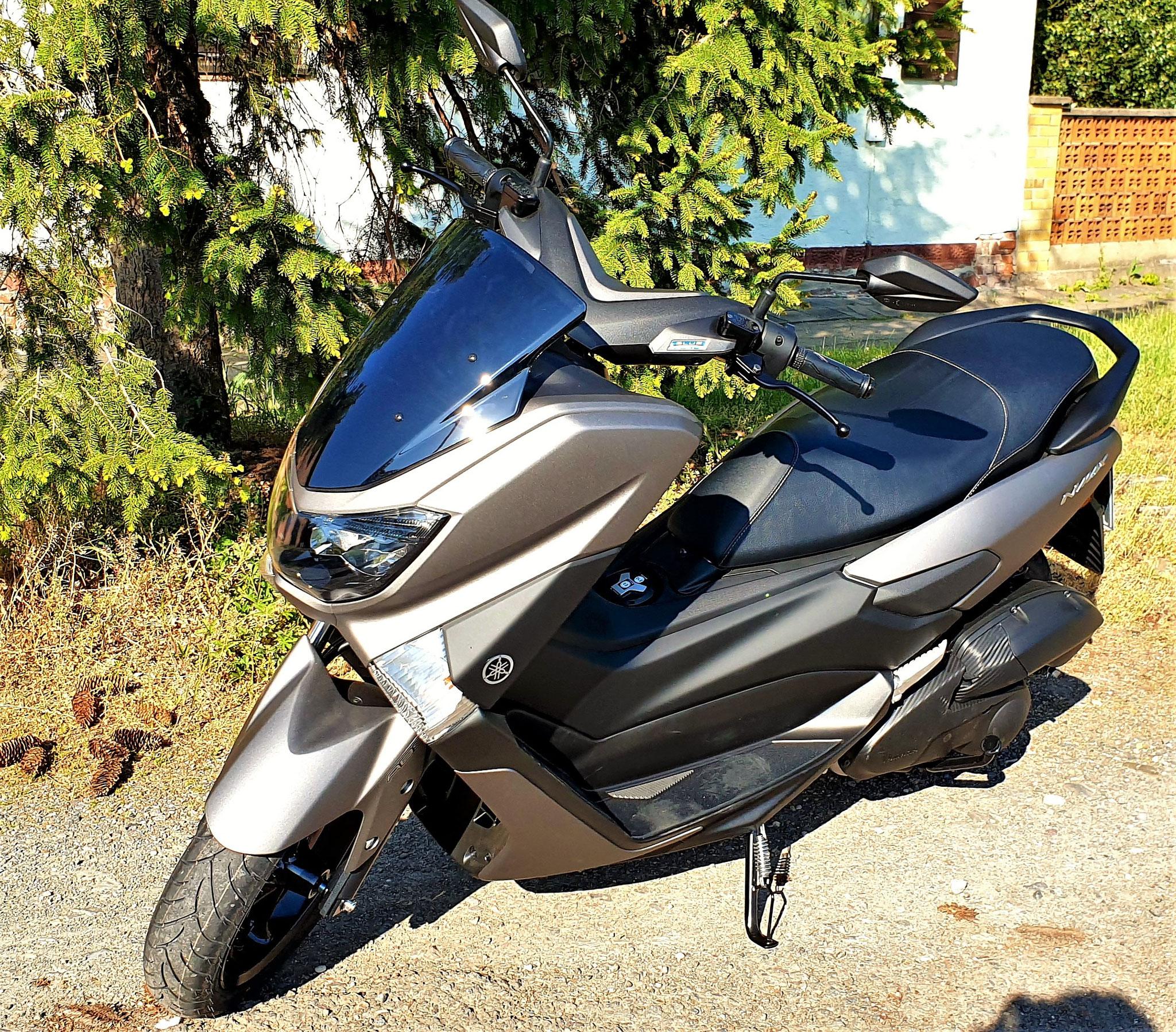 Yamaha NMAX125 für die Erweiterung B196