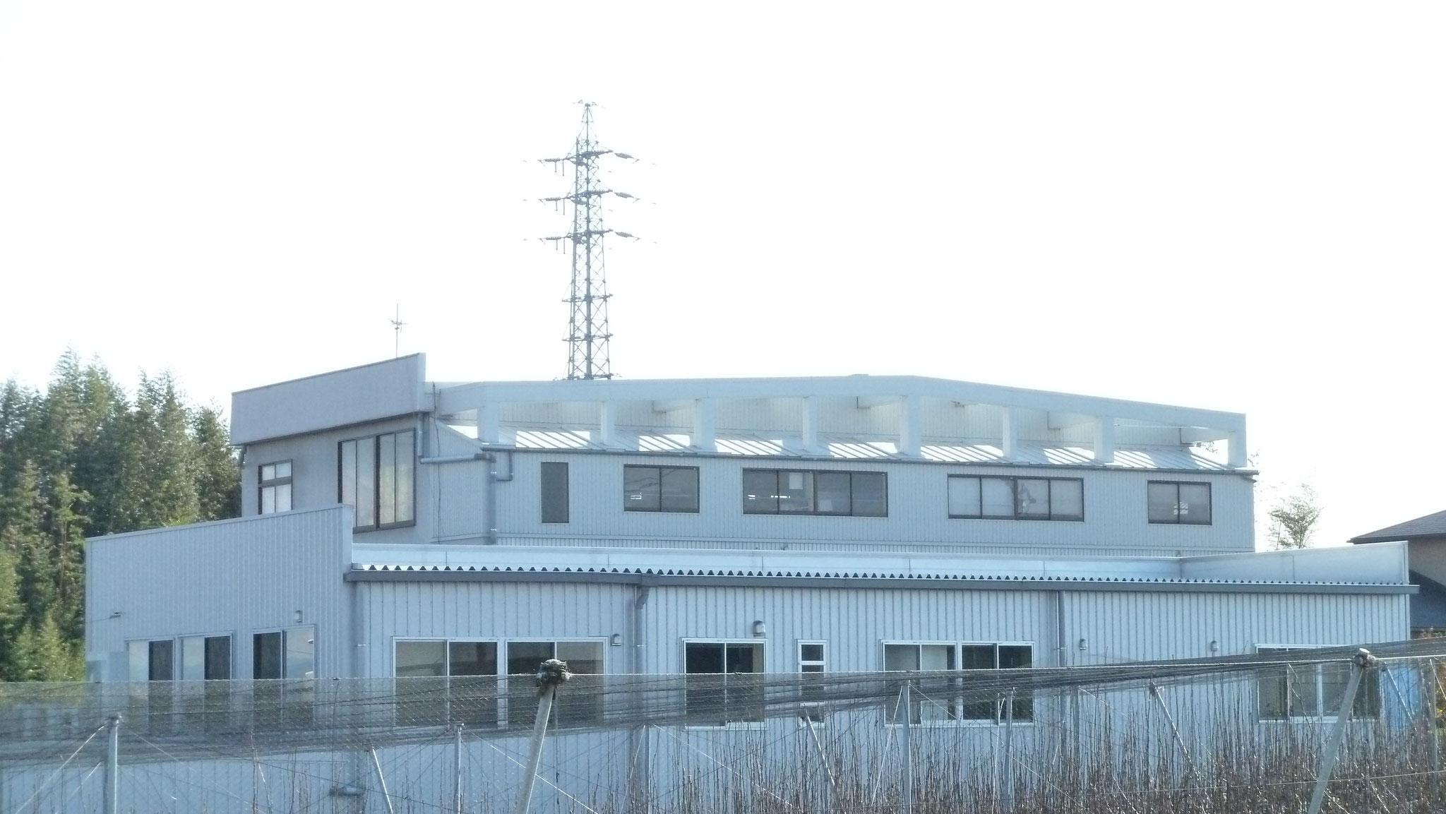 第三工場・第四工場 西