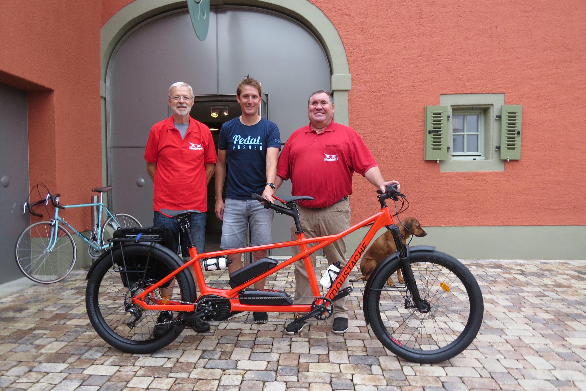 """Andy Schleck übernimmt Schirmherrschaft der Benefiz-Fahrradtour """"Tu' Gutes – Fahr' Rad 3.0"""""""