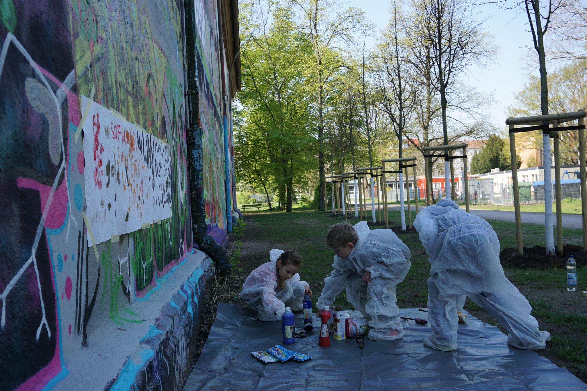 Kunst am Bunker
