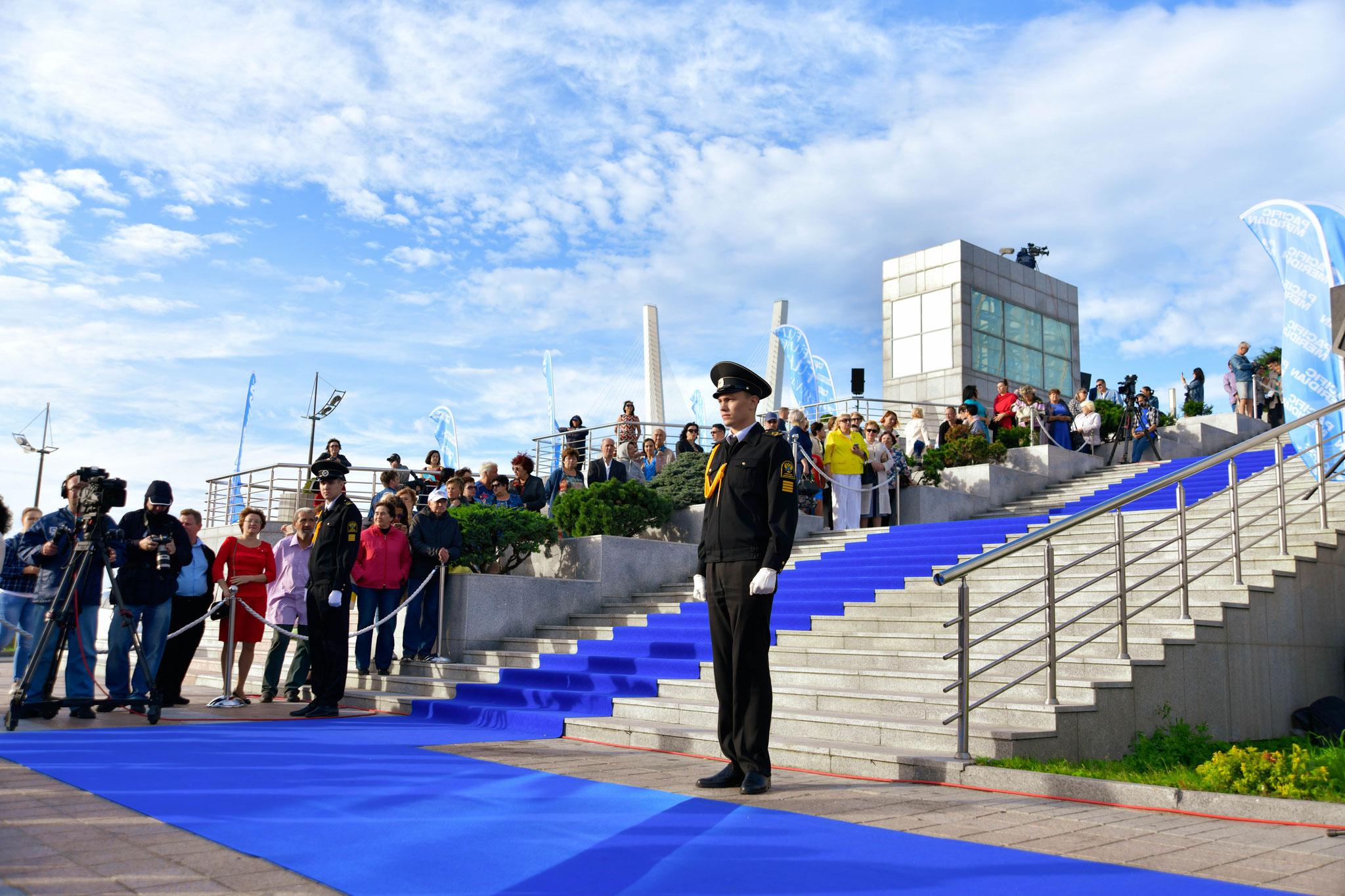 2018年 ウラジオストク国際映画祭