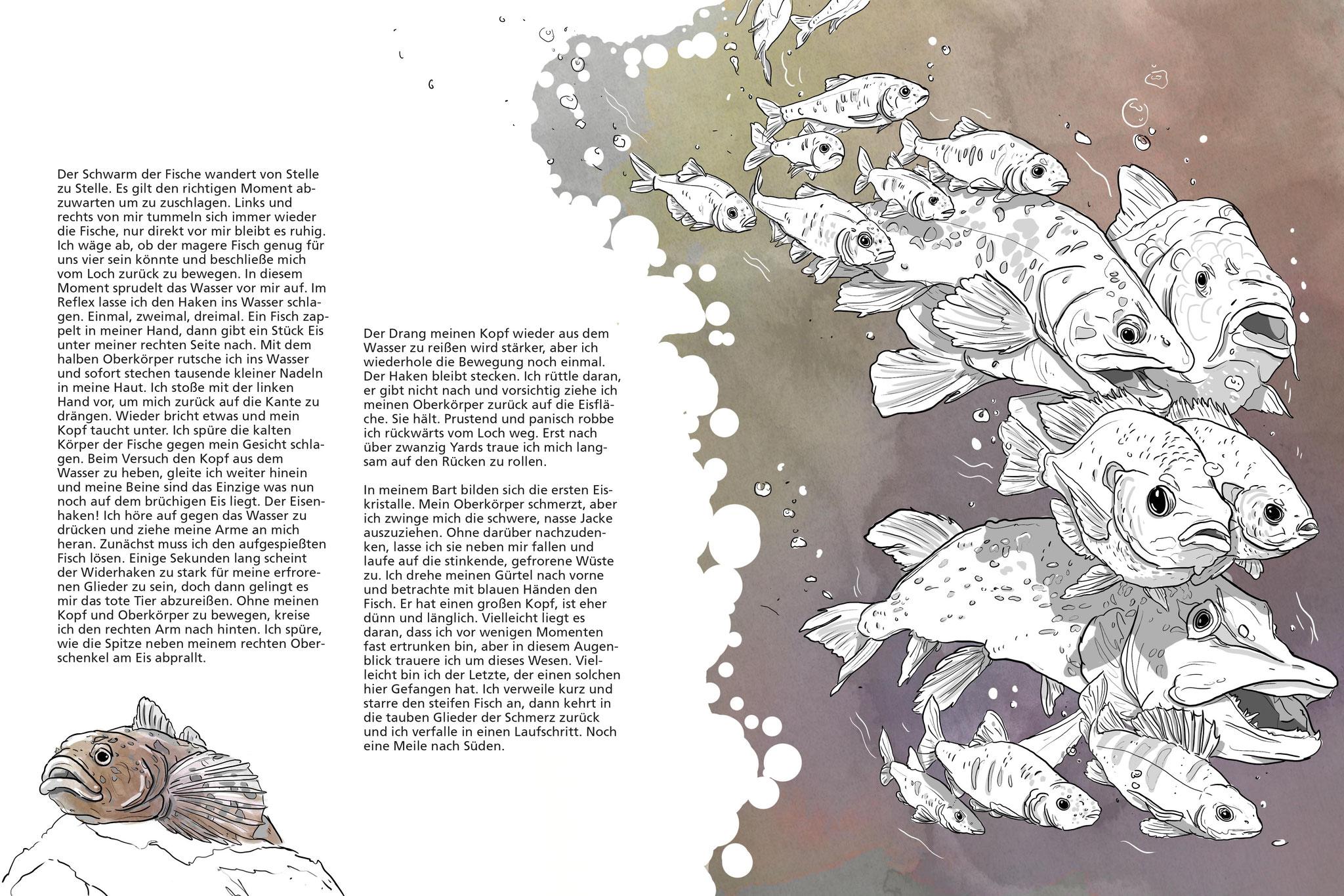 Sascha Düvel Illustration - Editorial Illustration