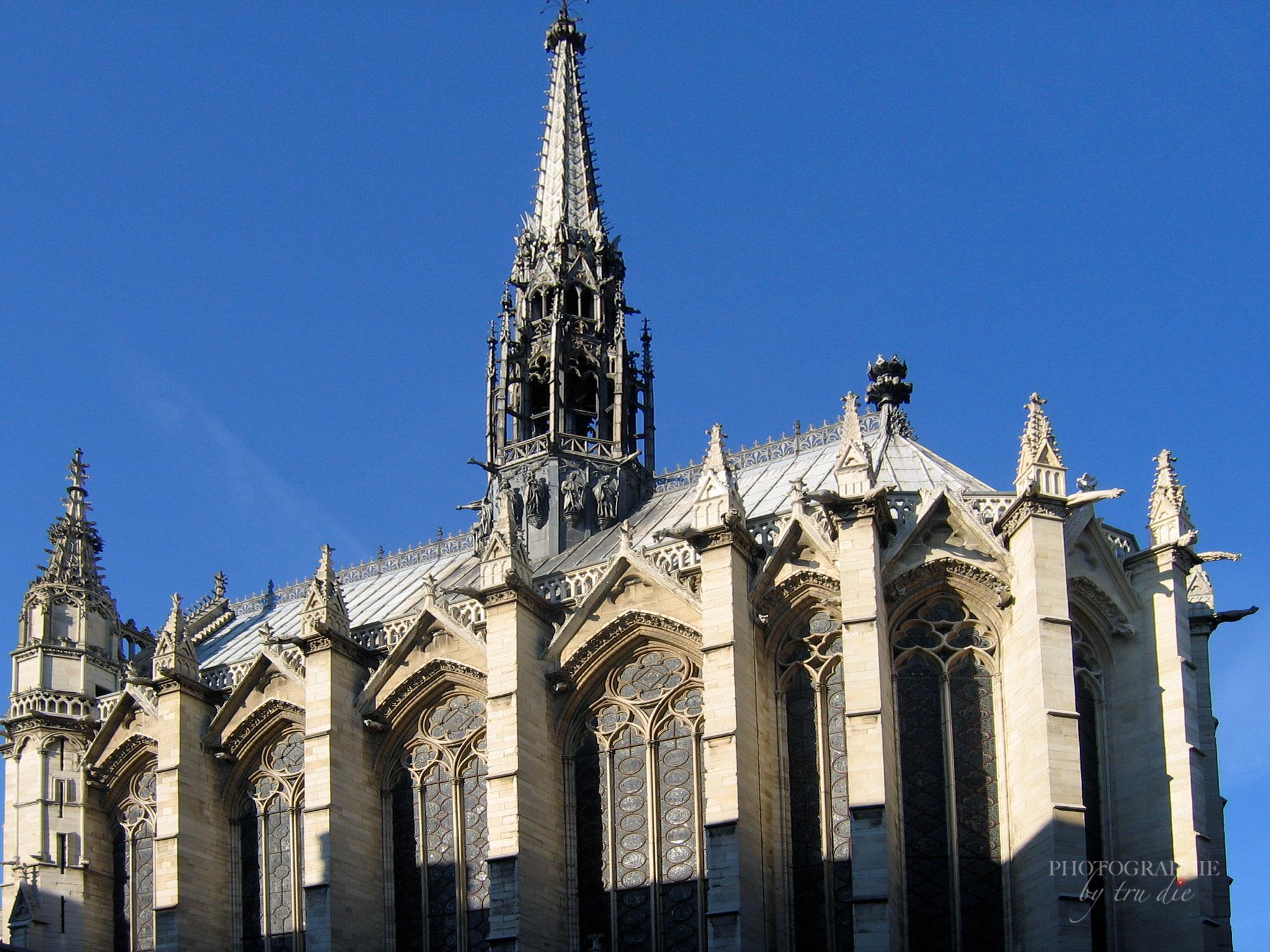 Bild: Sainte-Chapelle in Paris
