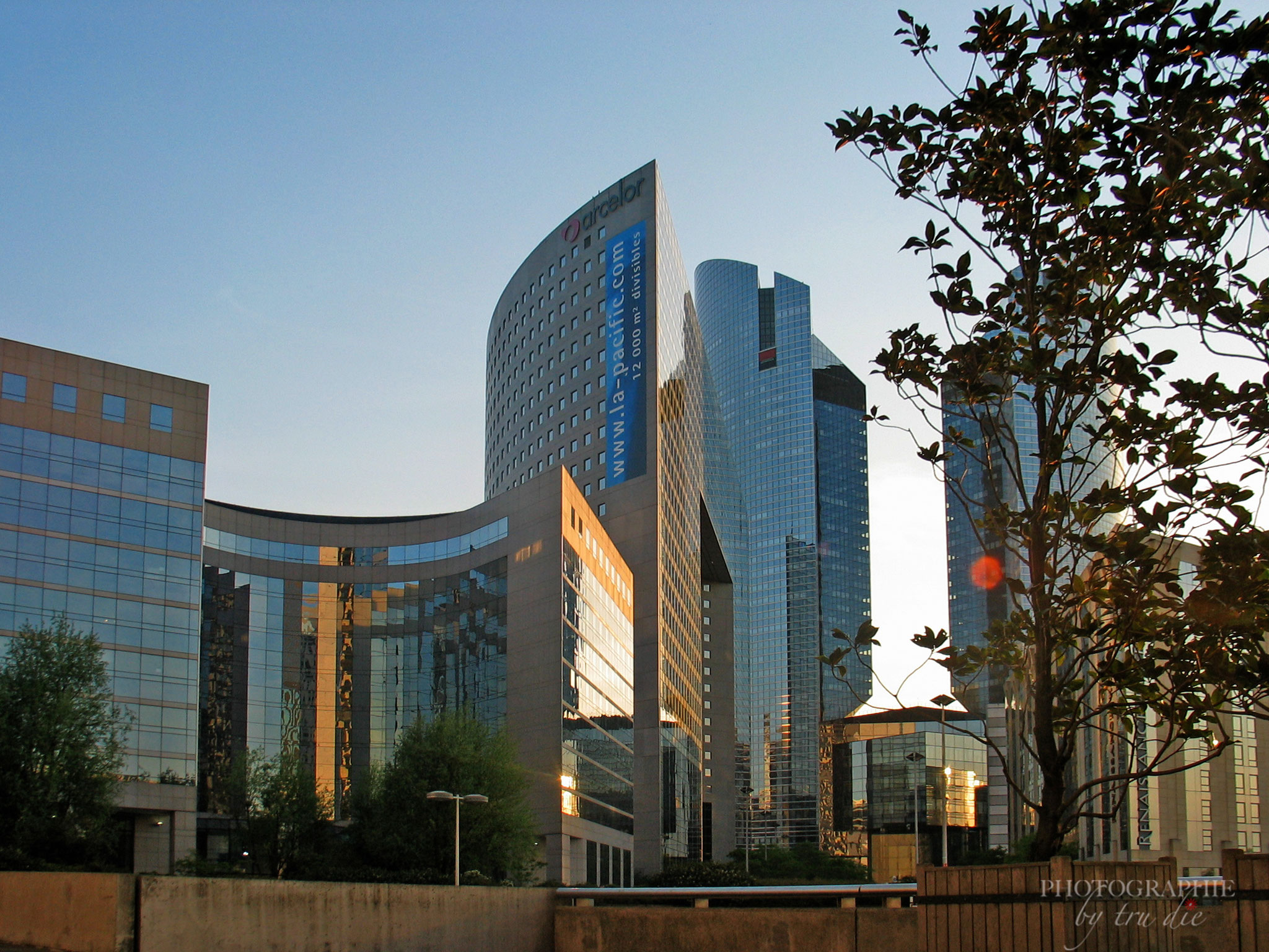 Bild: Büroviertel La Défense