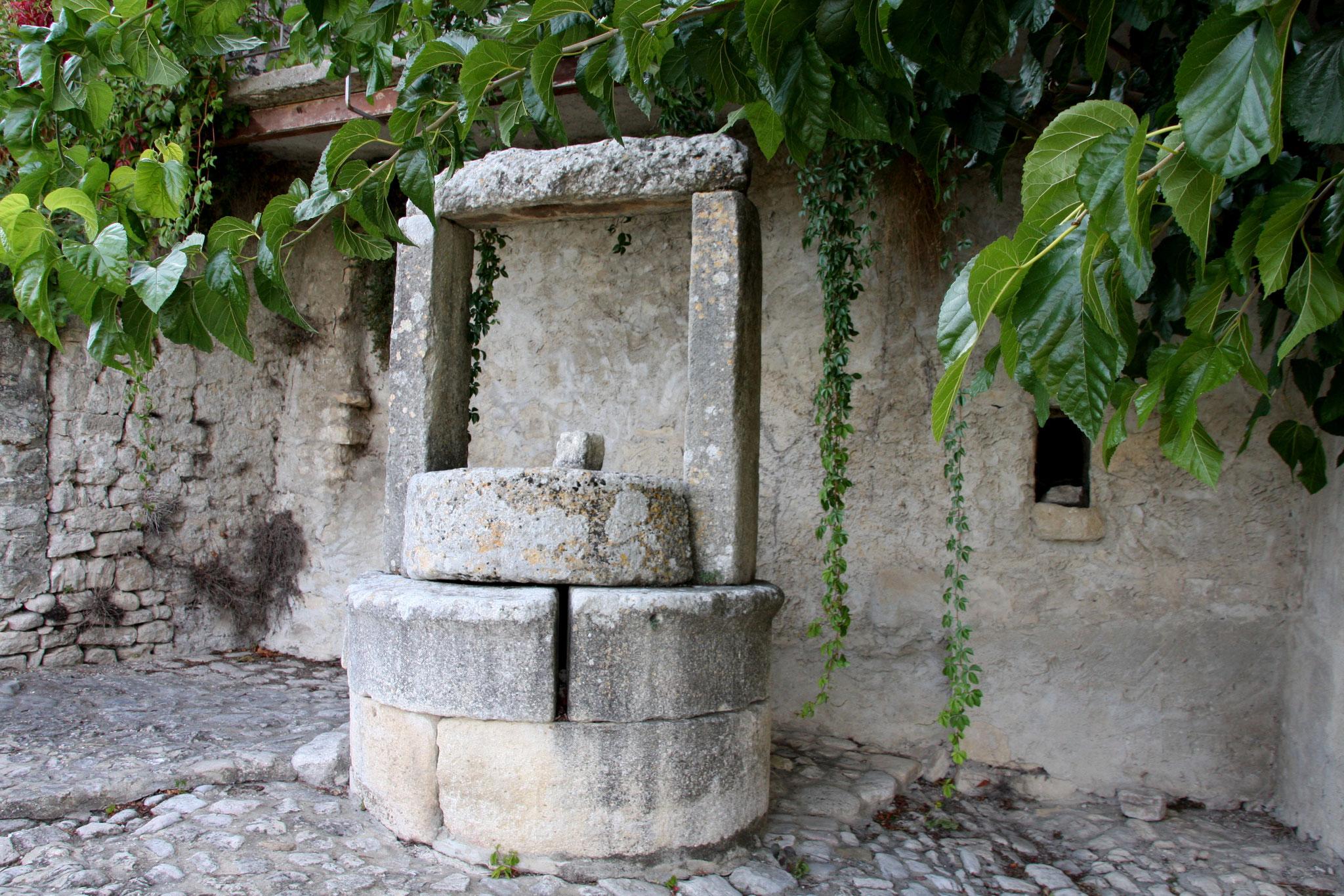 Bild: Crestet, Vaucluse, Provence