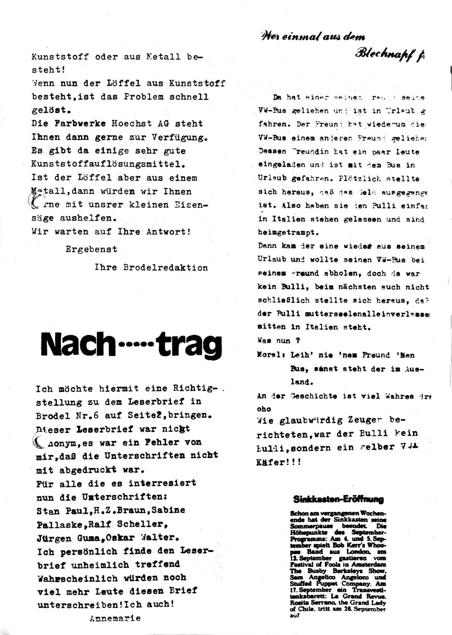 Brodel 7 - Seite 3