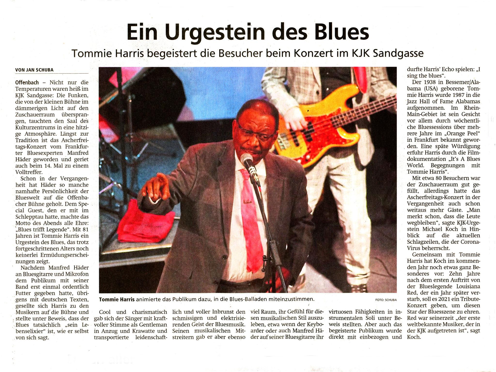 Offenbach Post, 2. März 2020