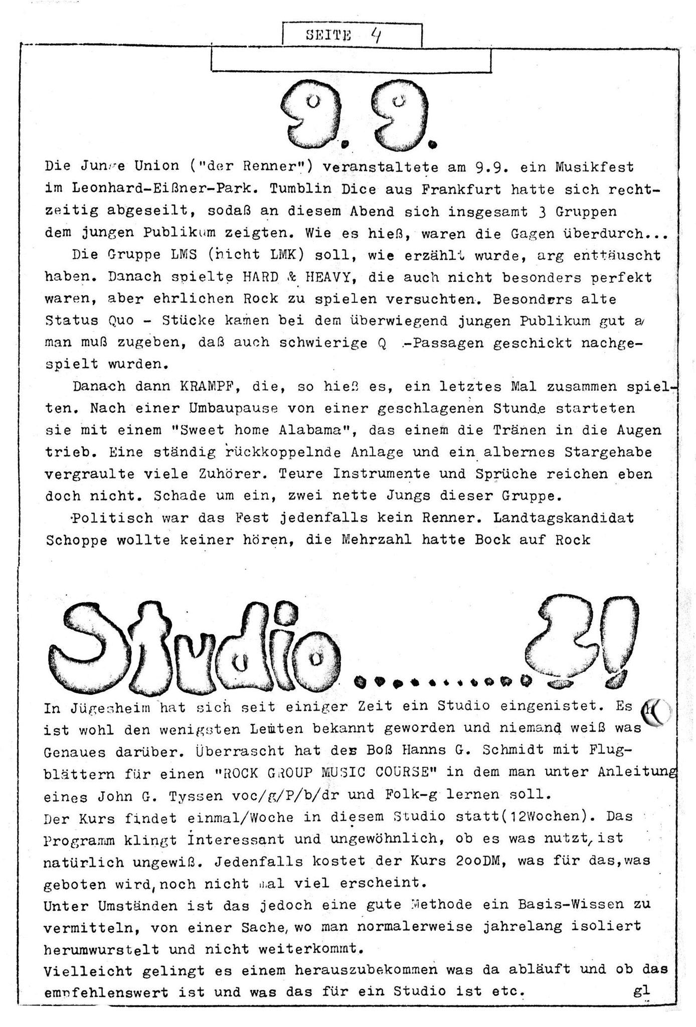 Slaughterhouse - Ausgabe 0 - Seite 4