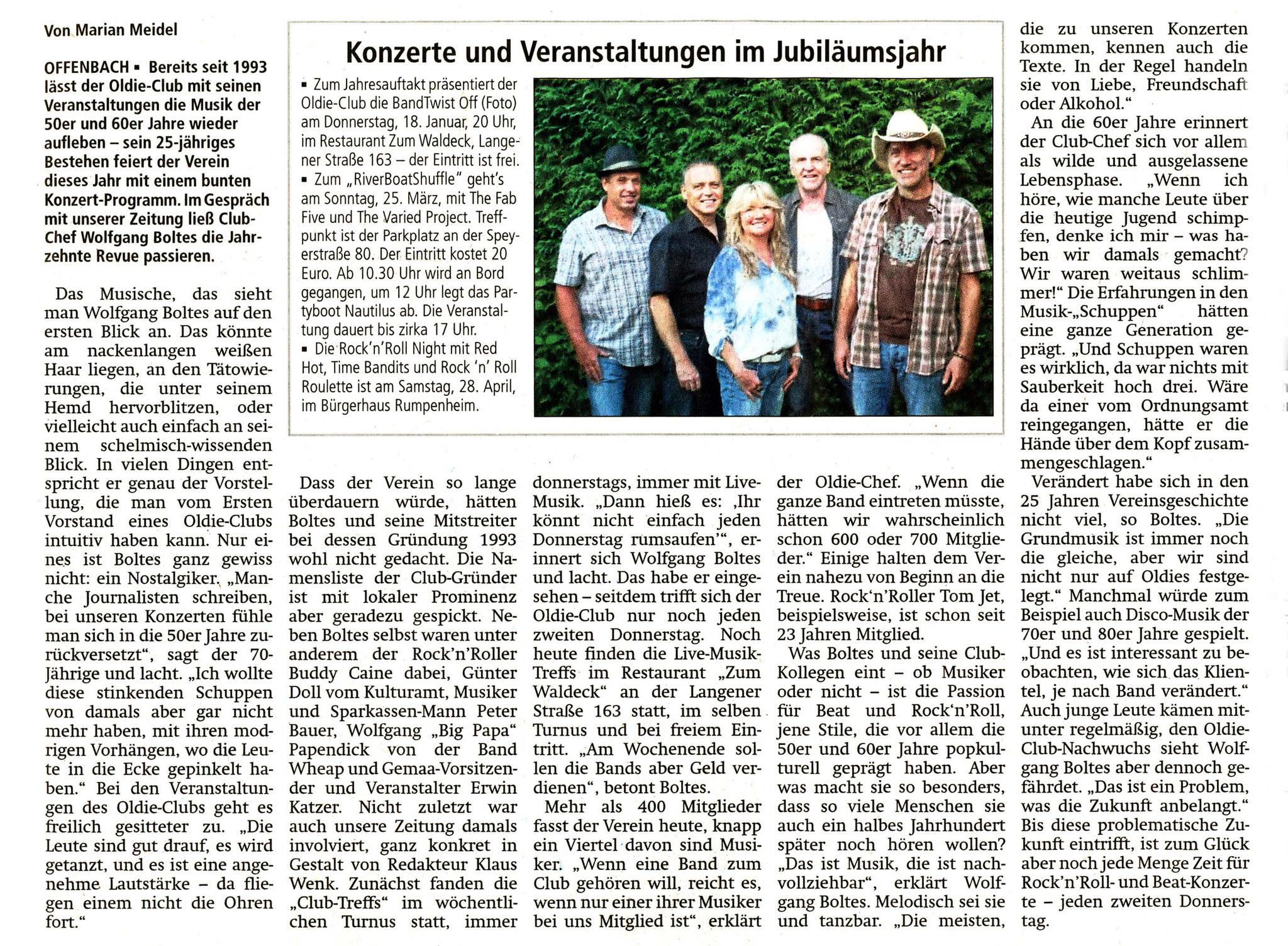 Offenbach Post, 13. Januar 2018 (2)