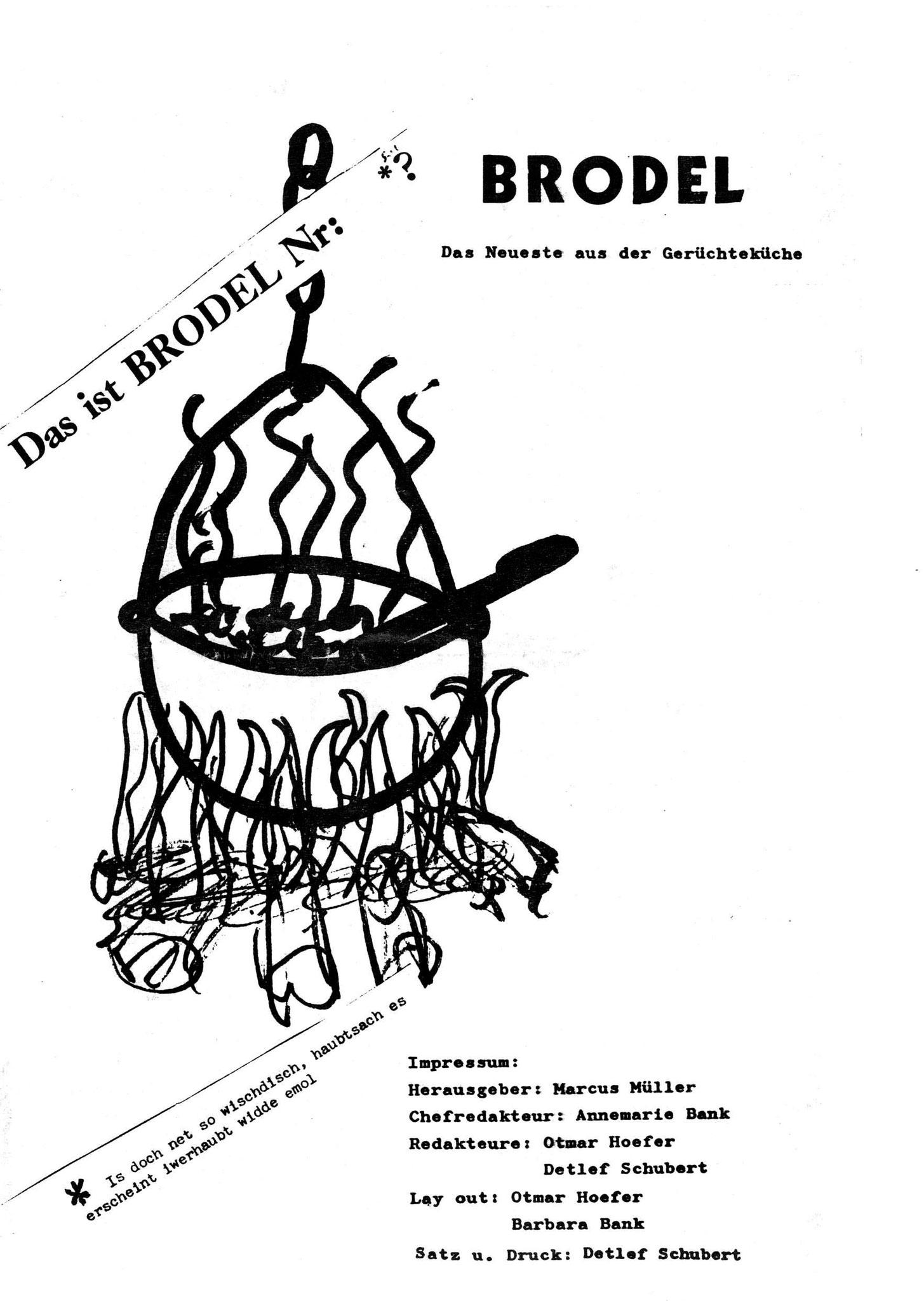 Brodel 1 - Seite 1