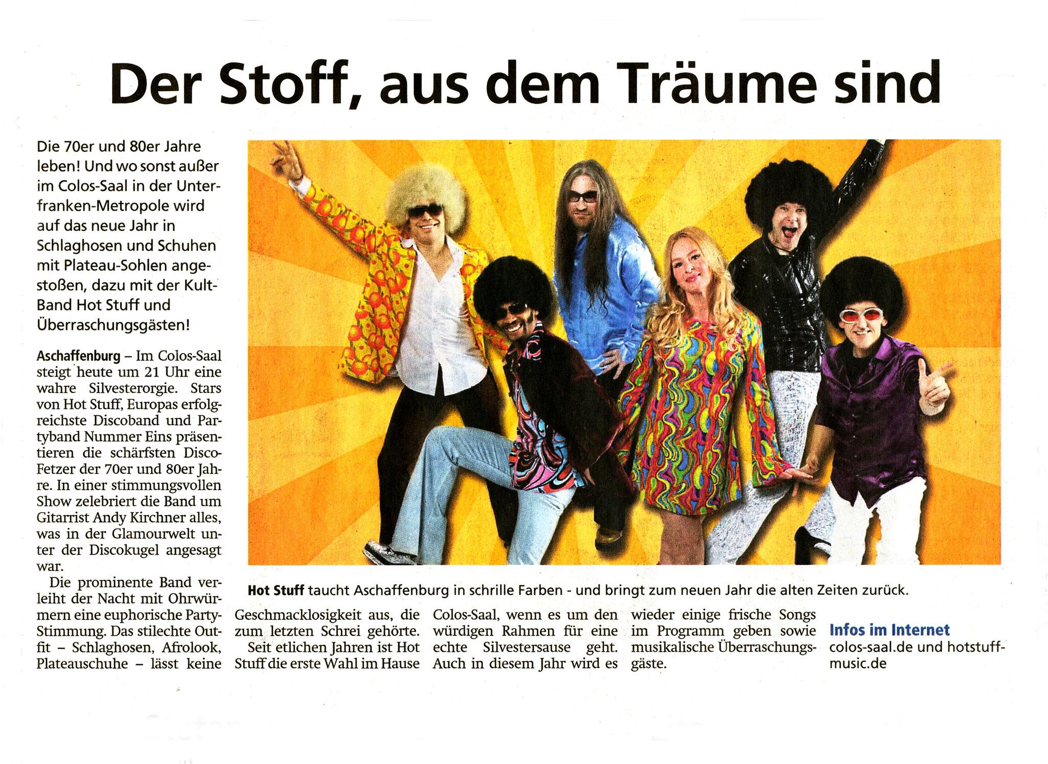 Offenbach Post, 31. Dezember 2019