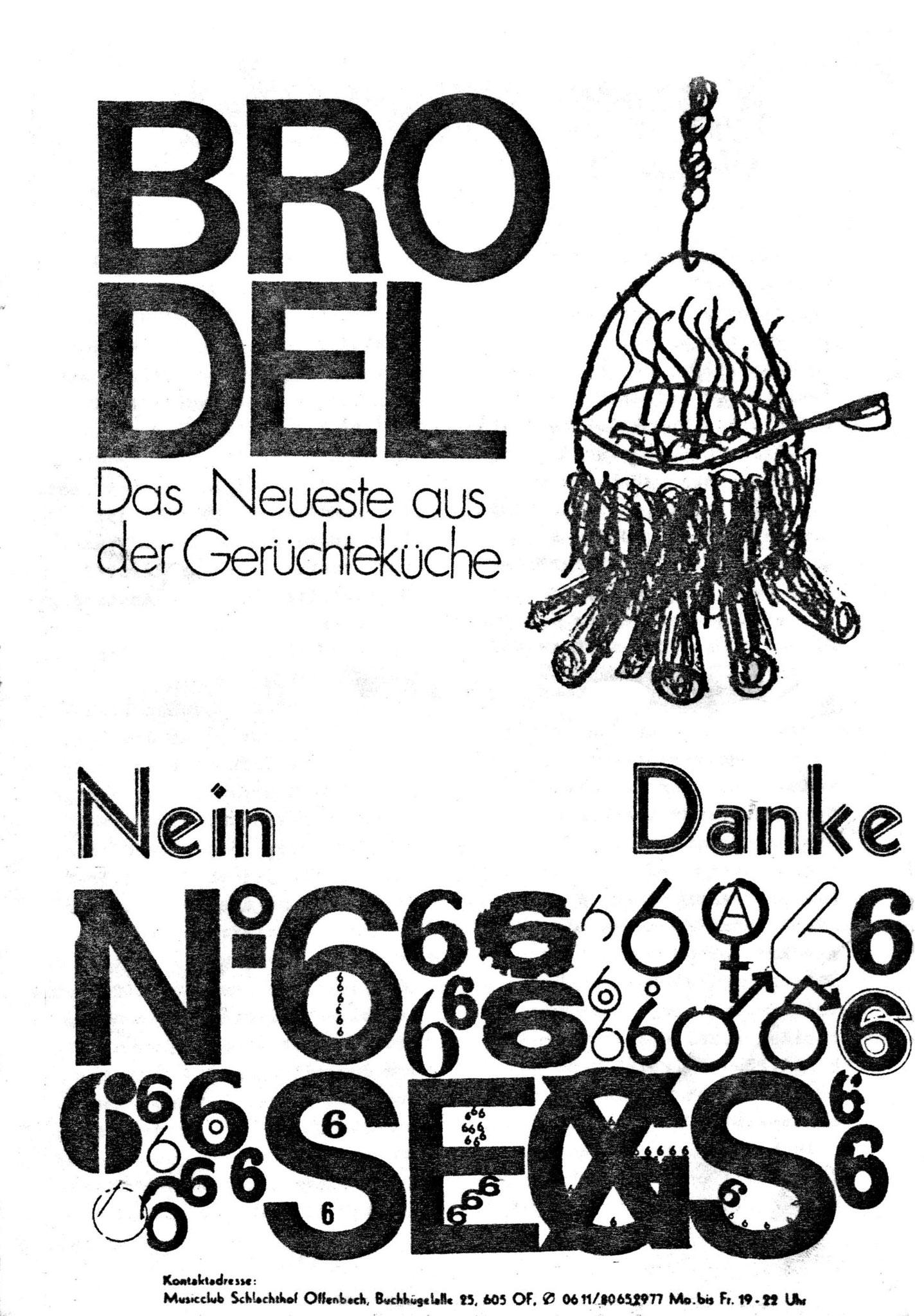 Brodel 6 - Seite 1