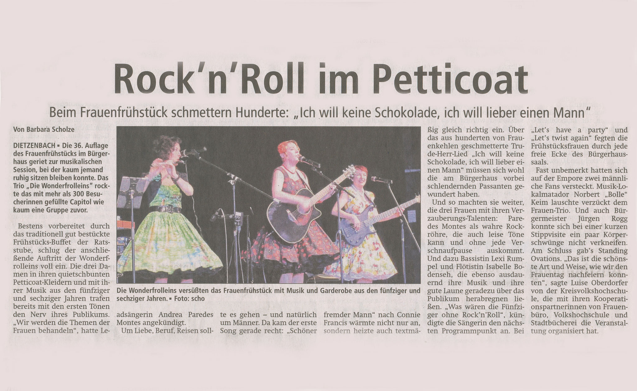 Offenbach Post, 14. März 2017