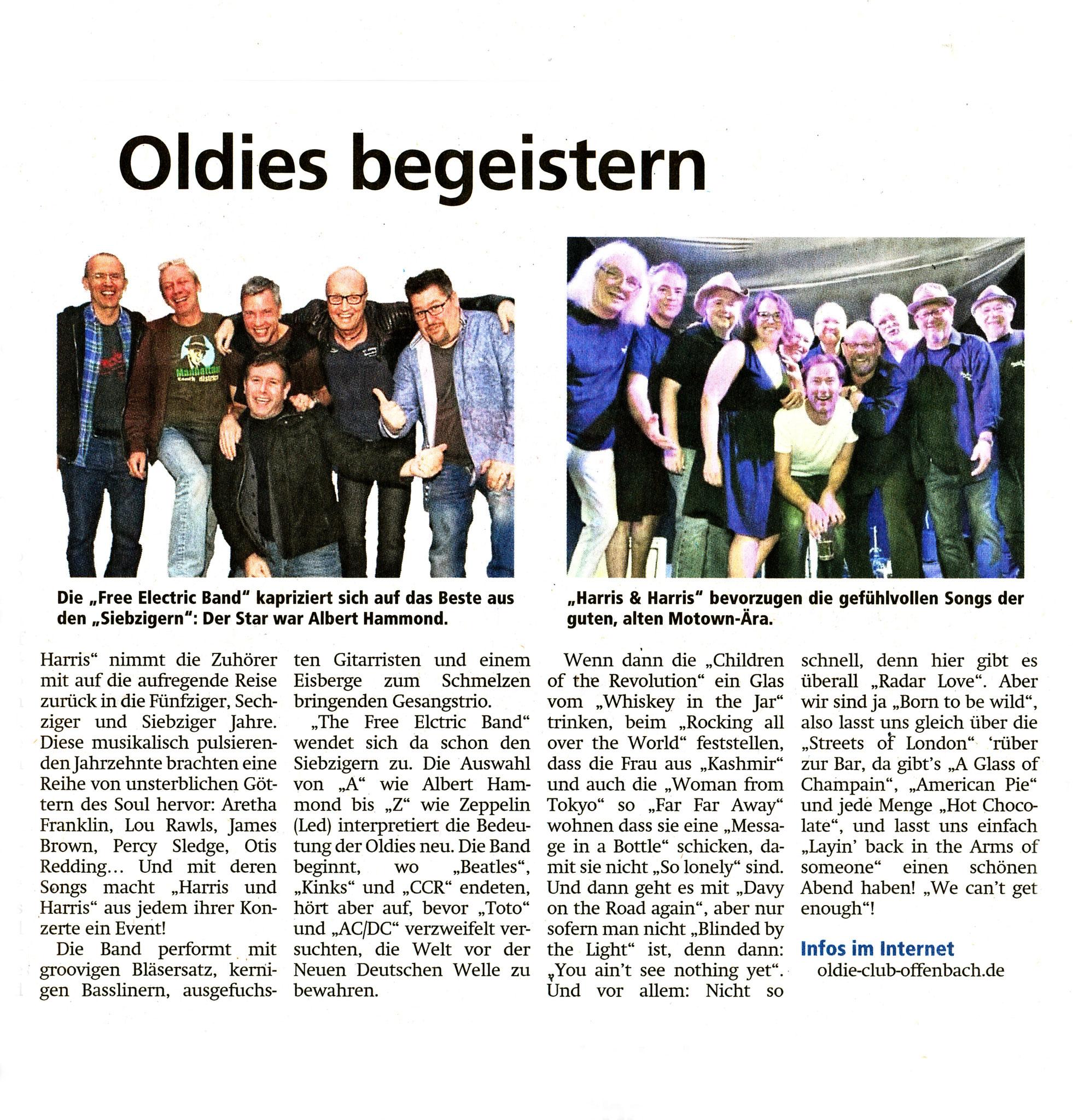 Offenbach Post, 14. März 2019