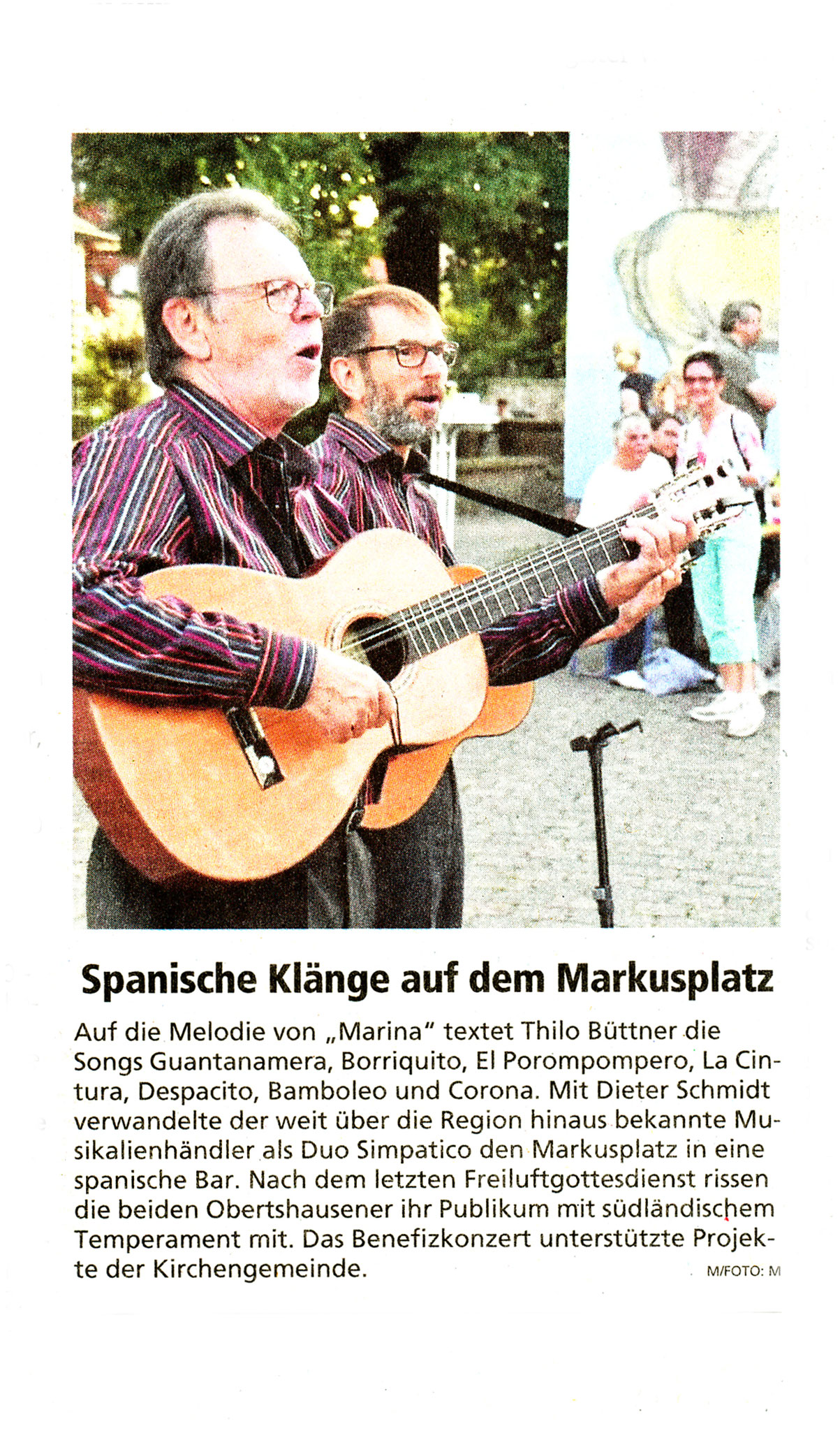 Offenbach Post, 6. Oktober 2021