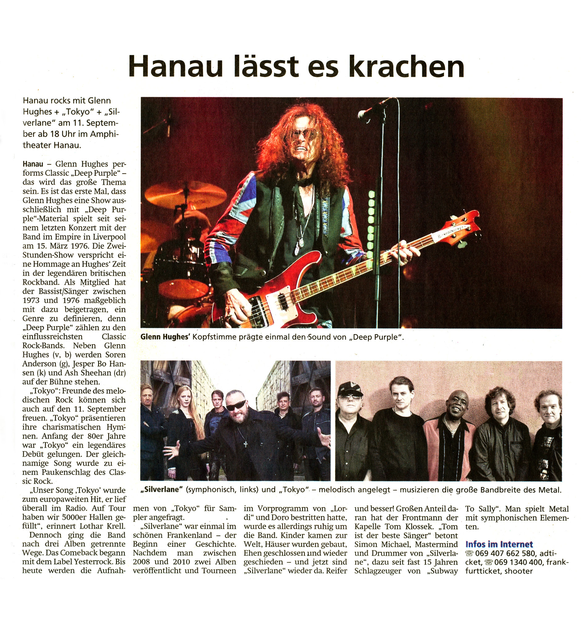Offenbach Post, 17. August 2019