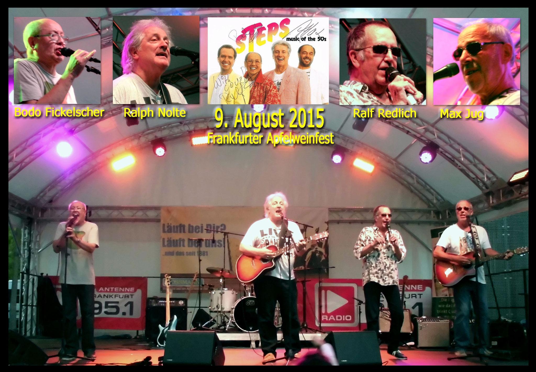 Frankfurter Apfelweinfest, 15. August 2015