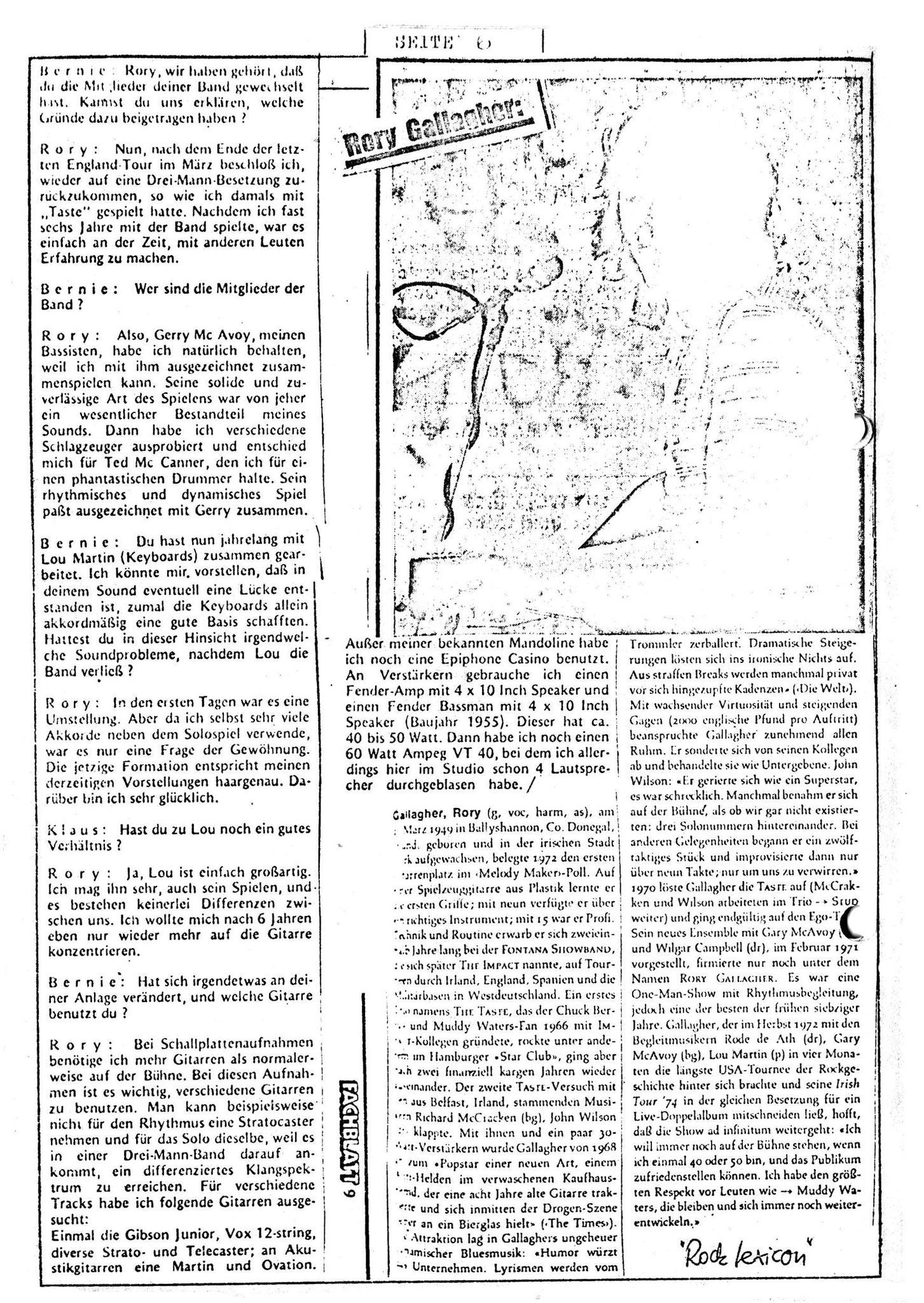 Slaughterhouse - Ausgabe 0 - Seite 6