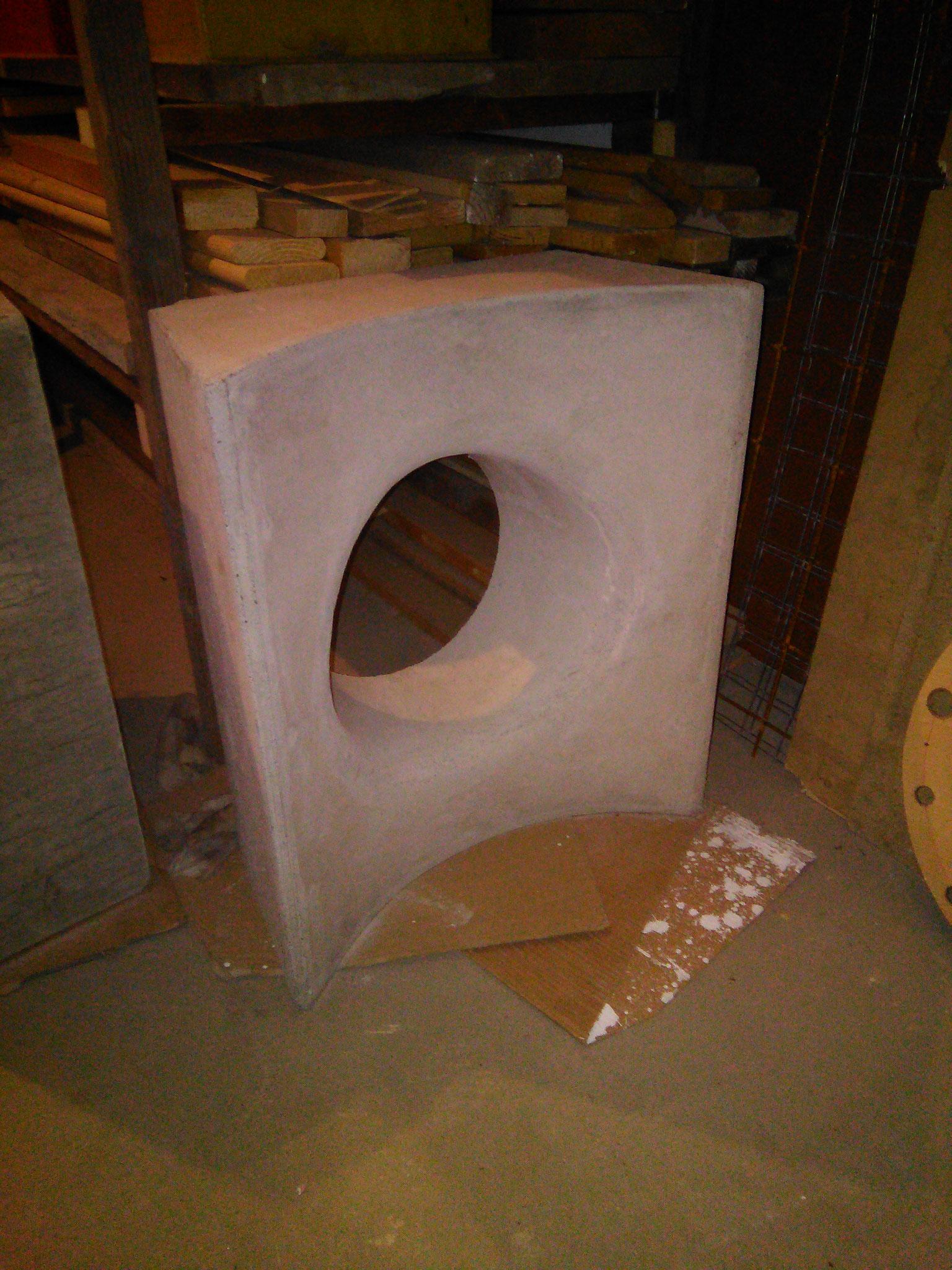 concrete adapter