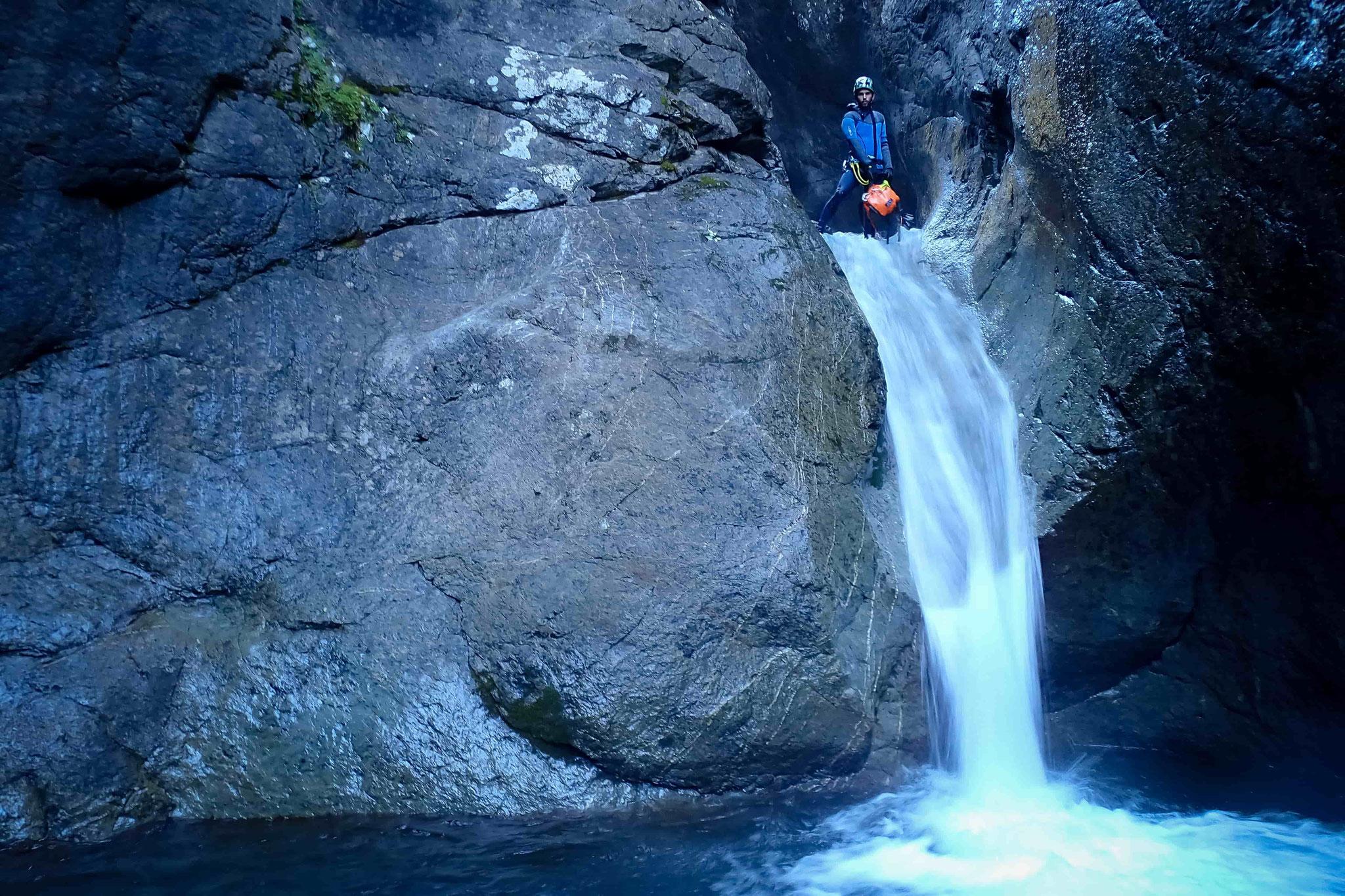 Vous avez fait tous les canyons d'Isère: destination Hautes Alpes !