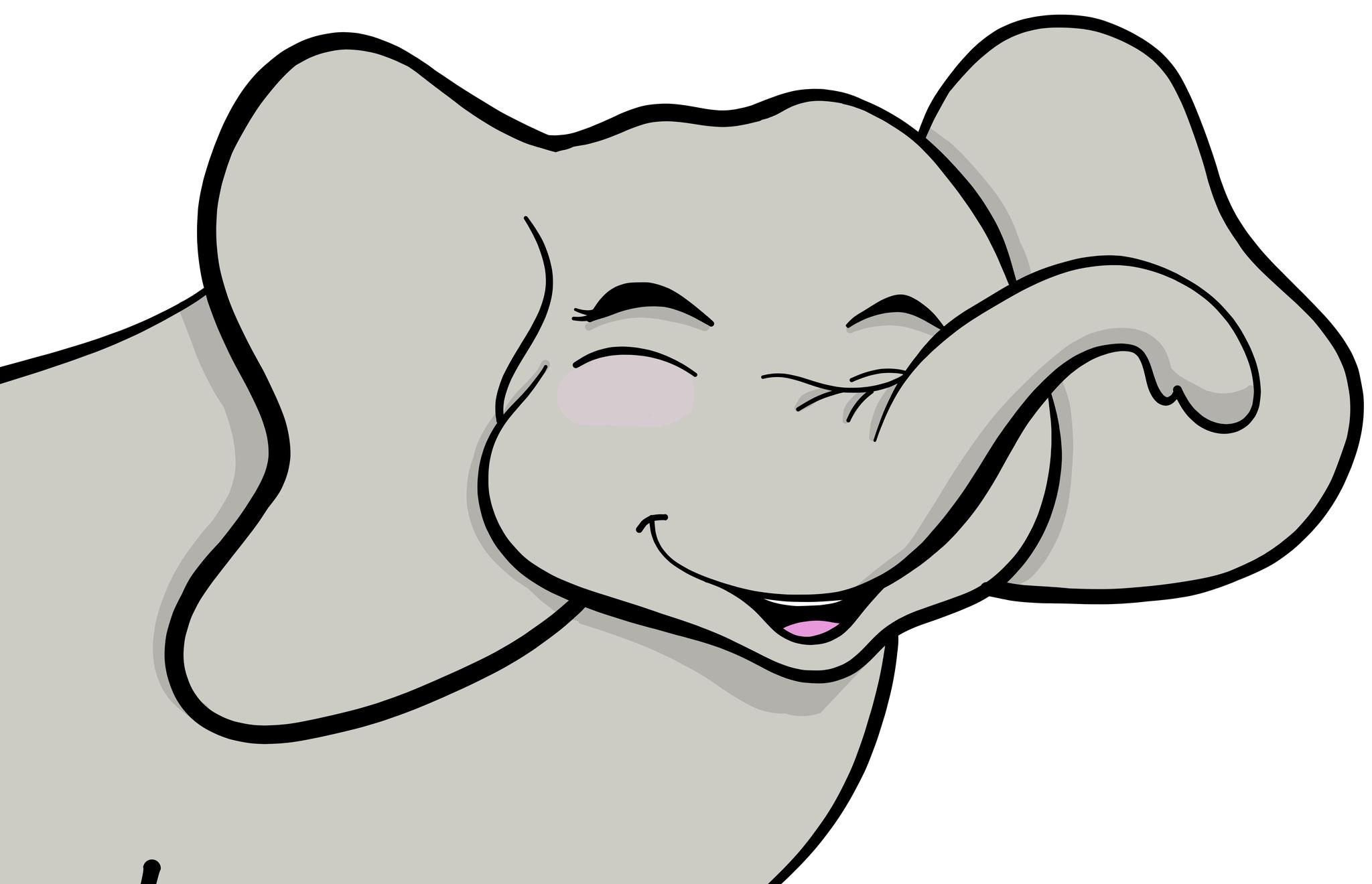Elefantenbaby Magda