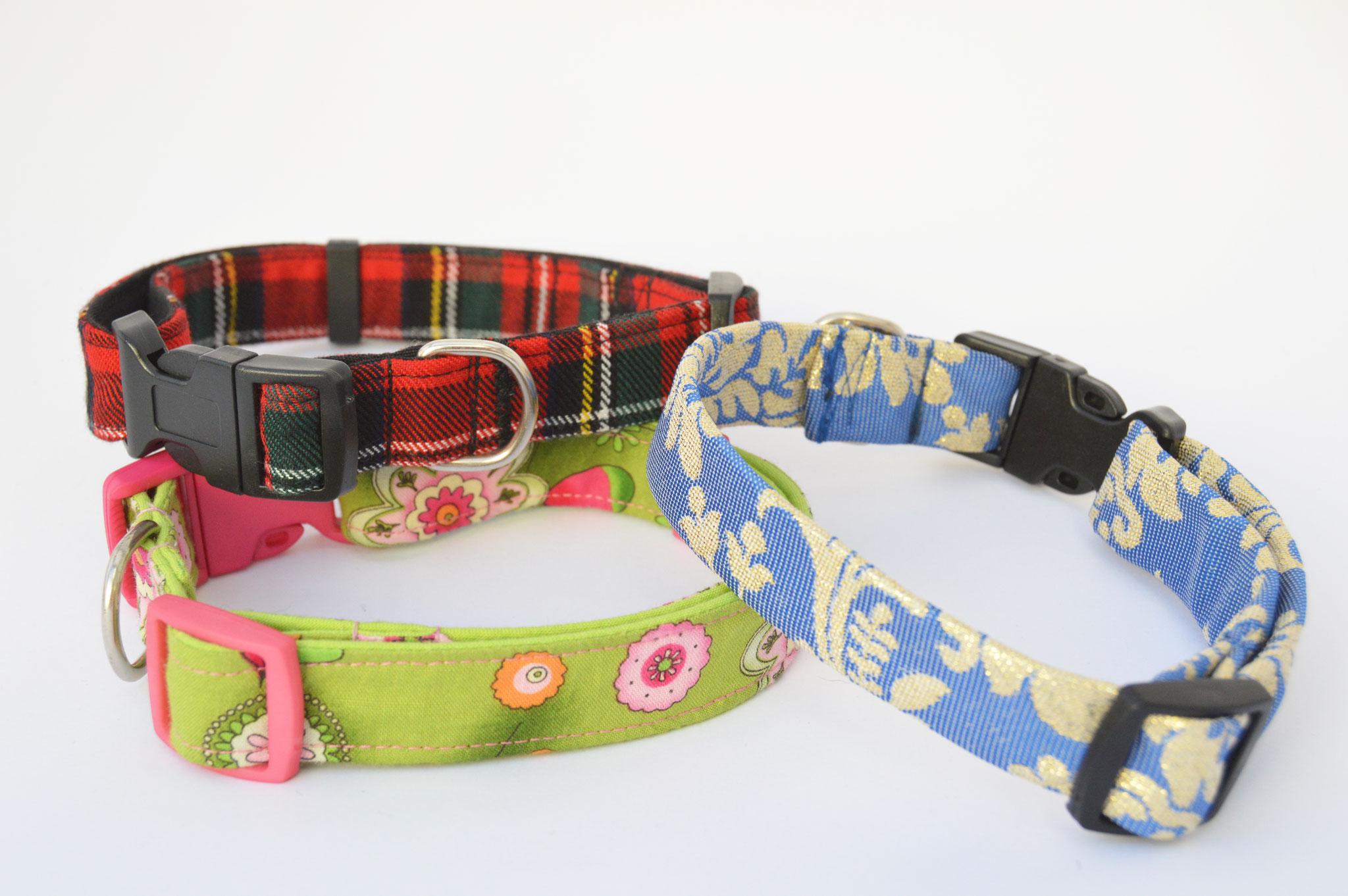 Collar para perro con diseños especiales