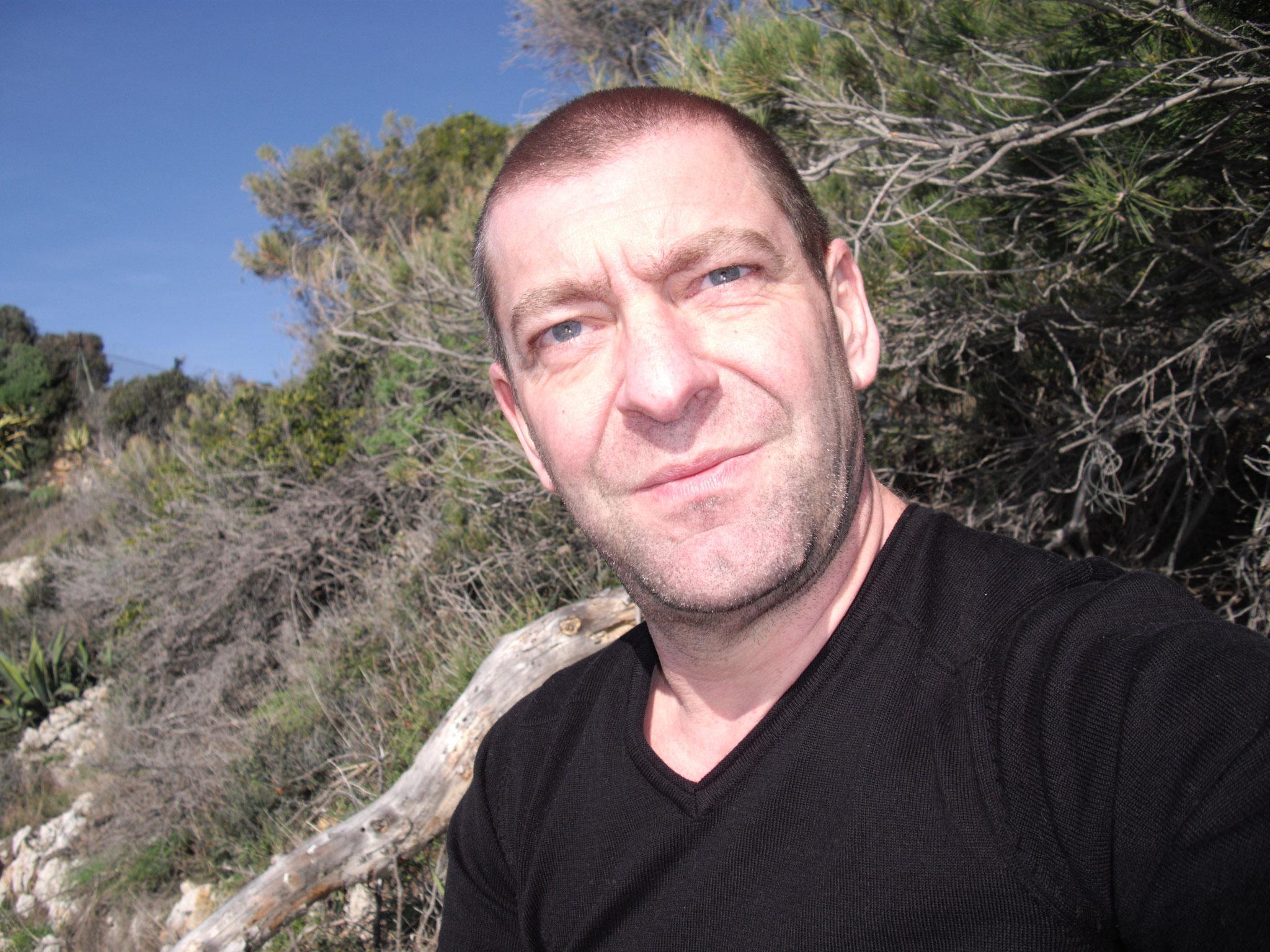 Thierry Saint Aubin, médium conférencier