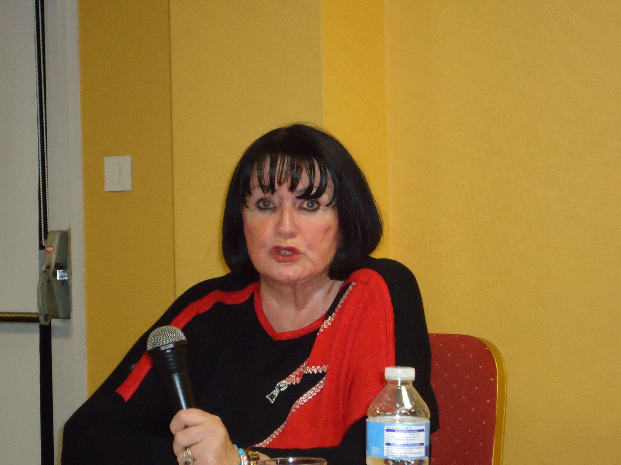 Tania Kerlazane, médium