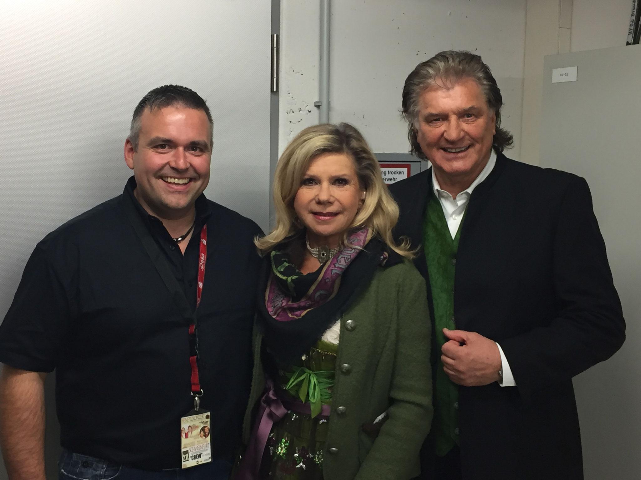 mit Marianne & Michael