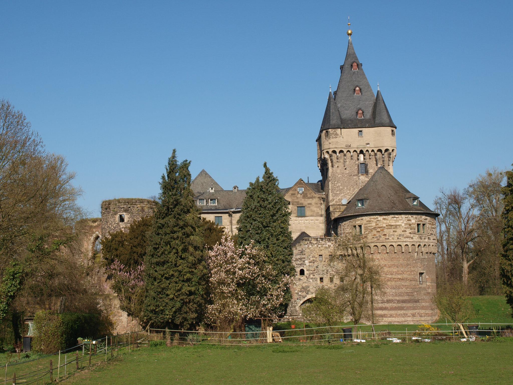 S 21 Schloss am Niederrhein