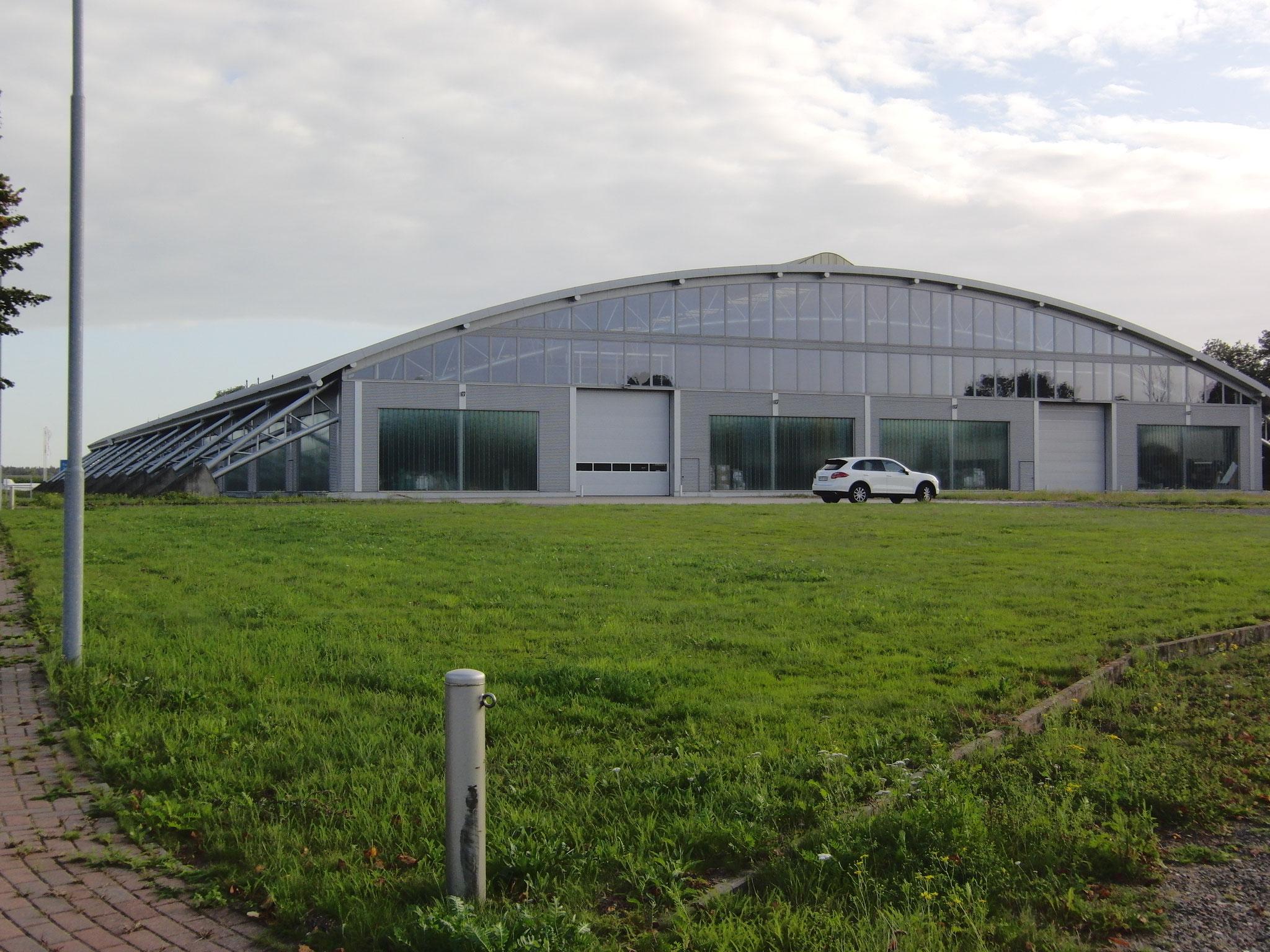 Behrens Grundbesitz GmbH & Co. KG; Lagerhalle