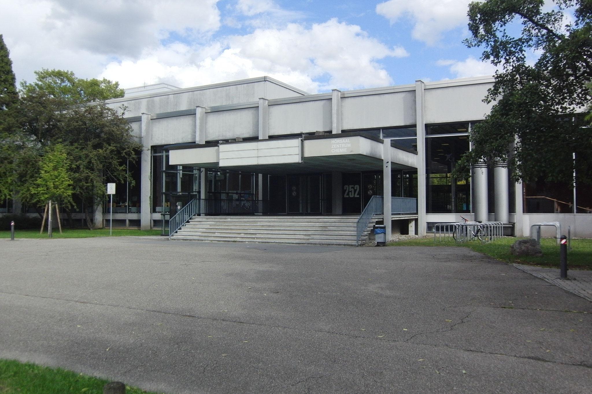 Chemisches Institut Universität Heidelberg