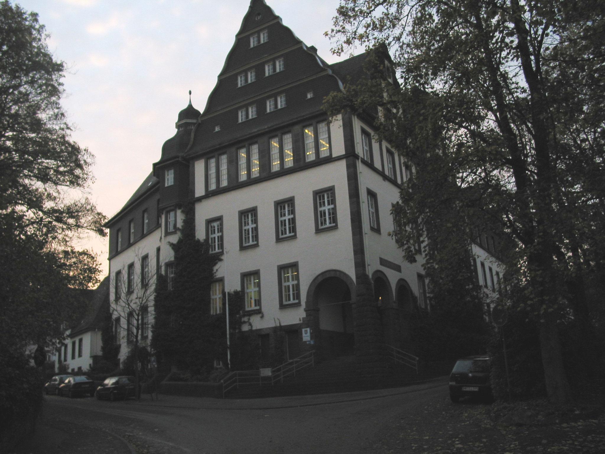 Hessisches Baumanagement; Amtsgericht Wetzlar